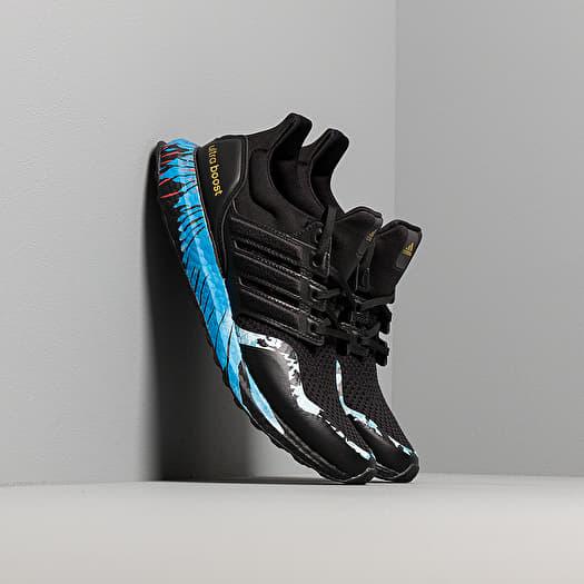 adidas UltraBOOST Dna Core Black/ Core Black/ Gold Metalic   Footshop