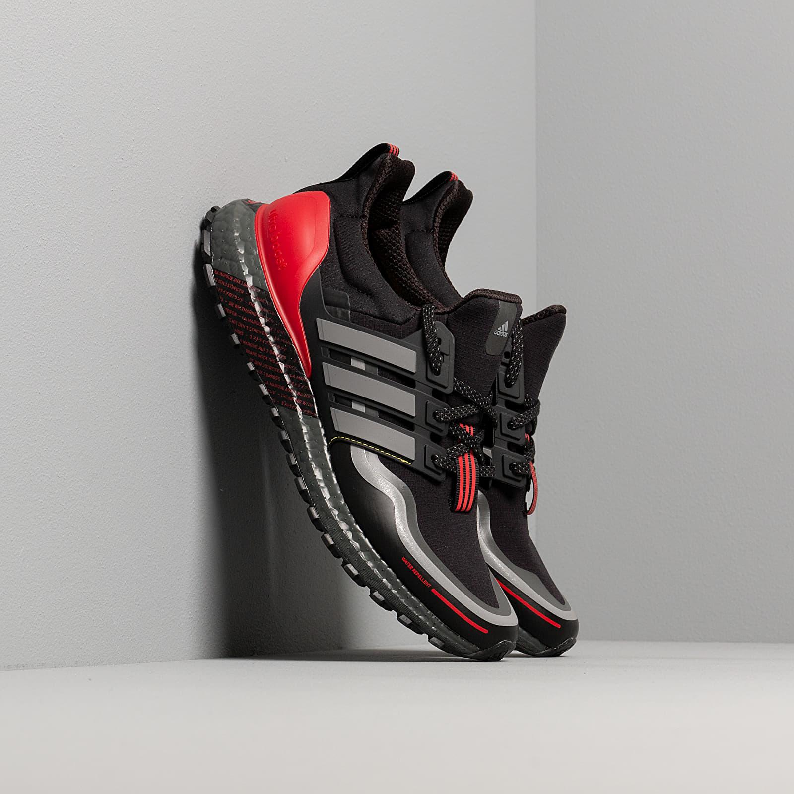 Pánské tenisky a boty adidas UltraBOOST Guard Core Black/ Grey Three/ Scarlet