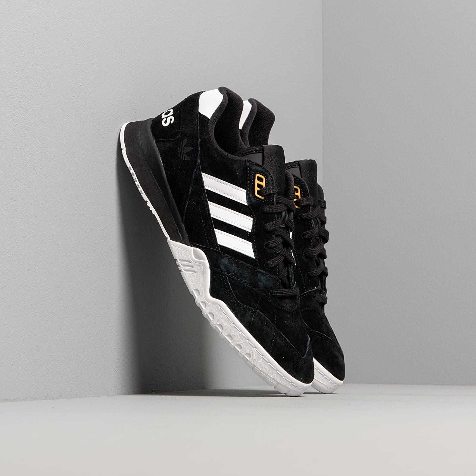 Pánské tenisky a boty adidas A.R. Trainer Core Black/ Ftw White/ Active Gold