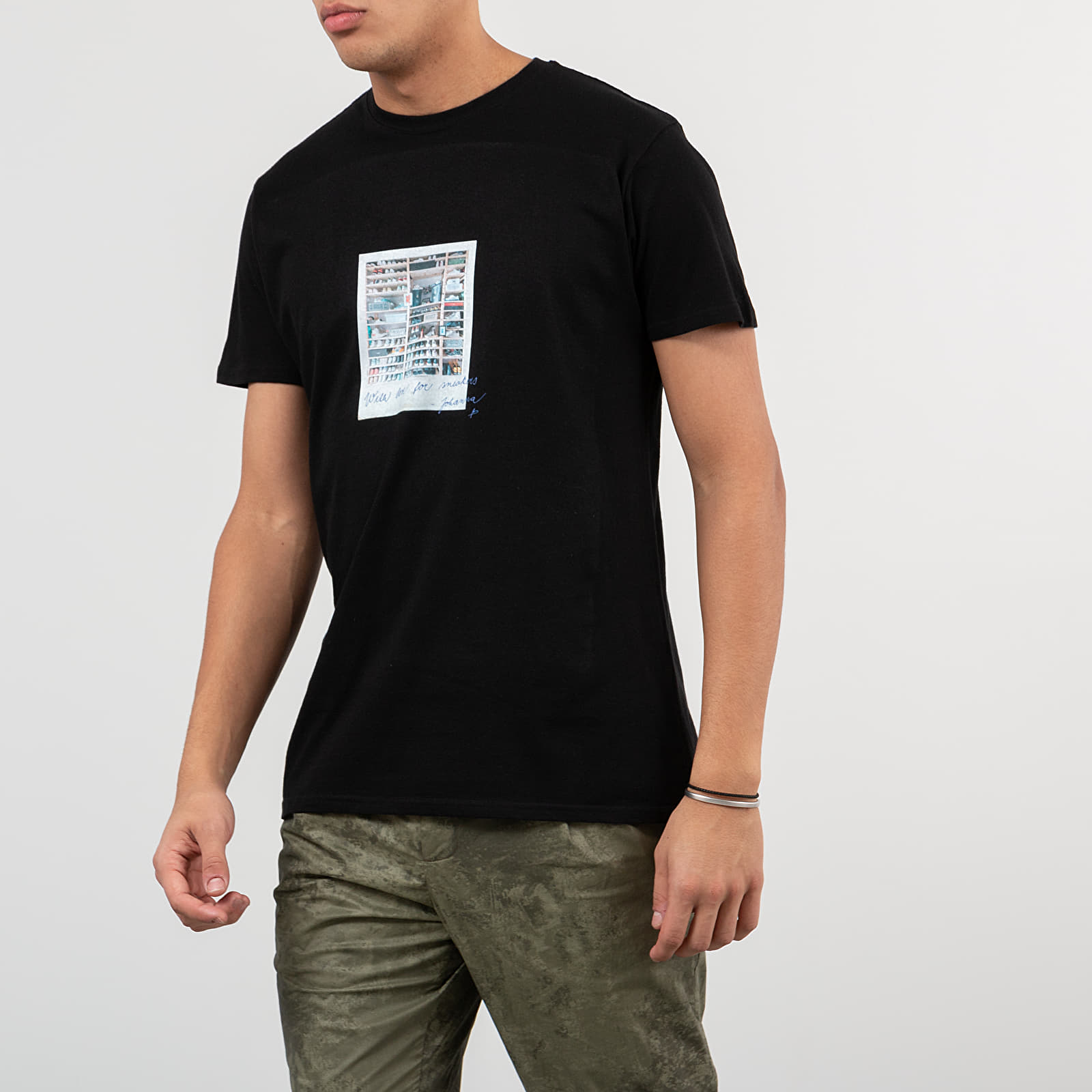 T-shirts Footshop Collector's First Tee Black