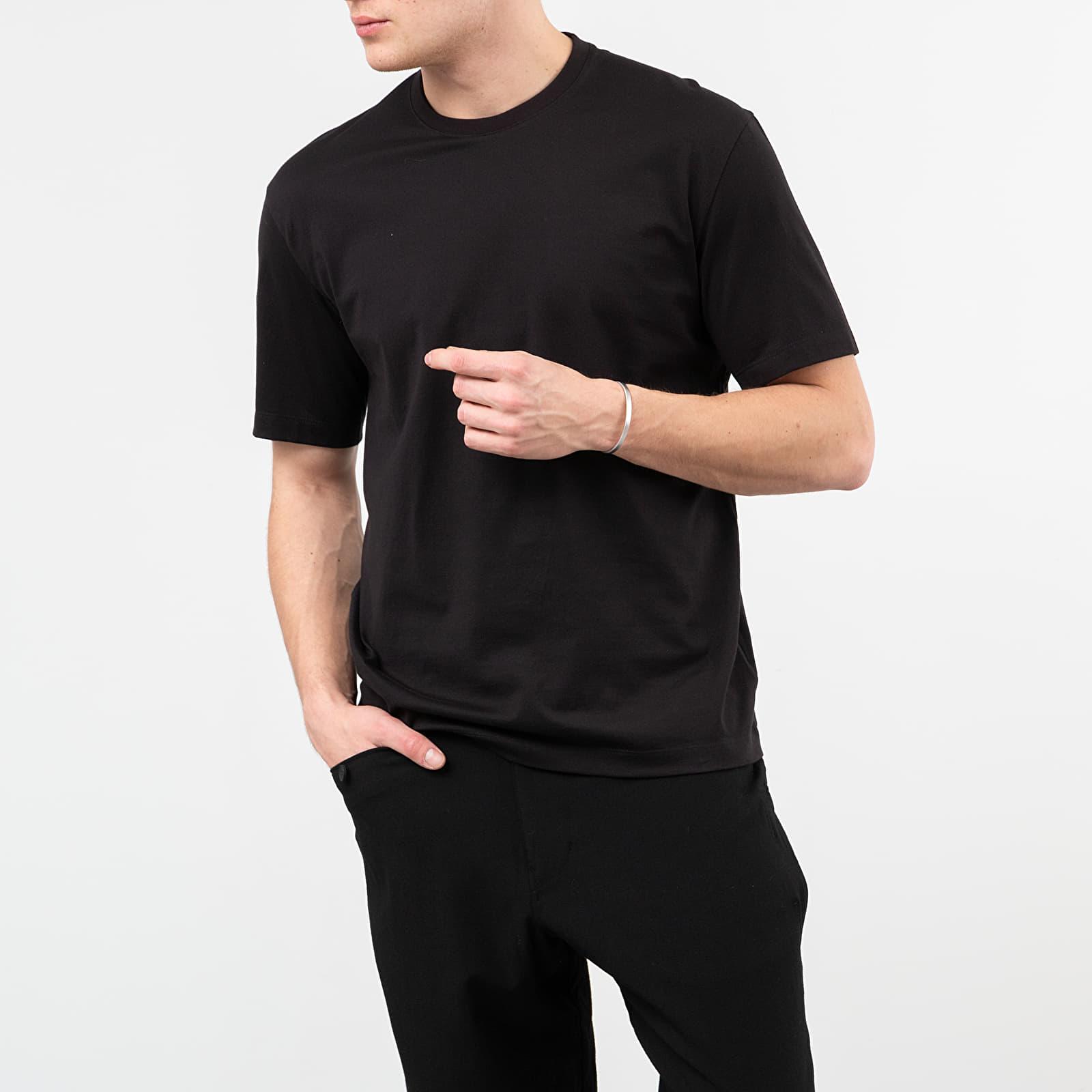 T-Shirts Y-3 Logo Tee Black