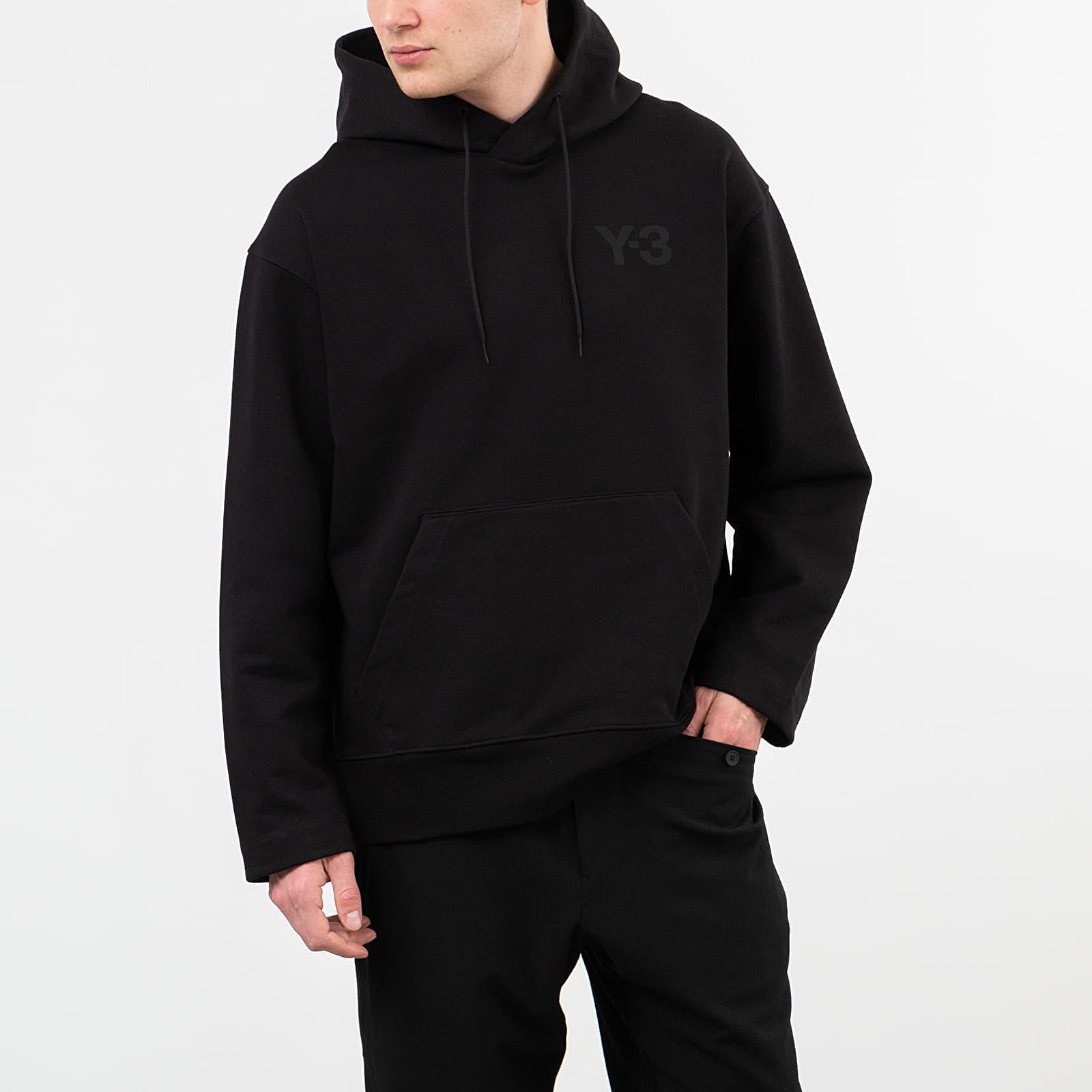 Sudaderas y suéteres Y-3 Classic Hoodie Black