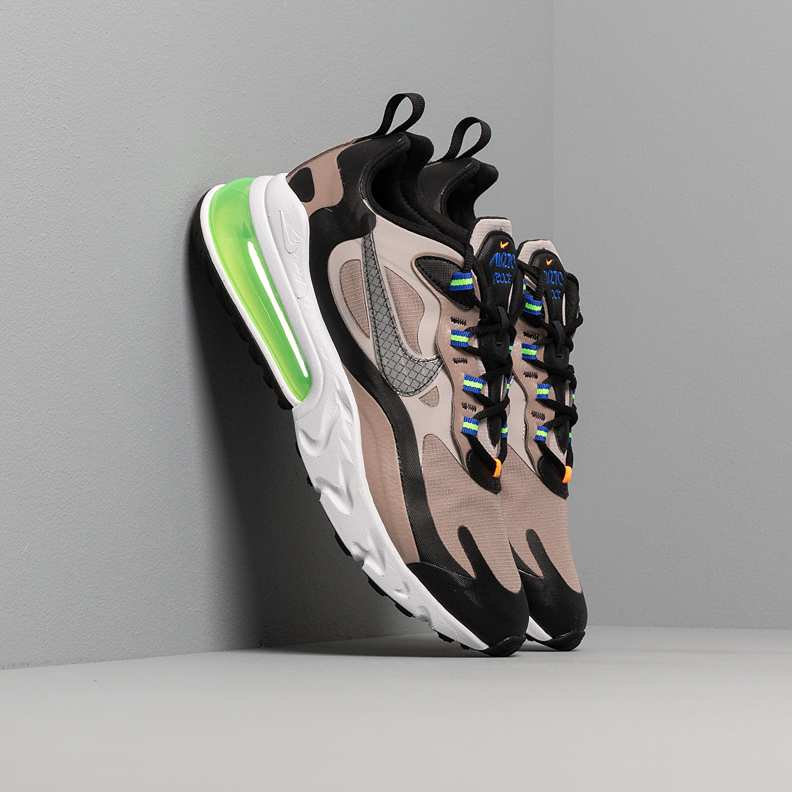 Nike Air Max 270 React Wtr Sepia Stone Black Moon Particle | Footshop