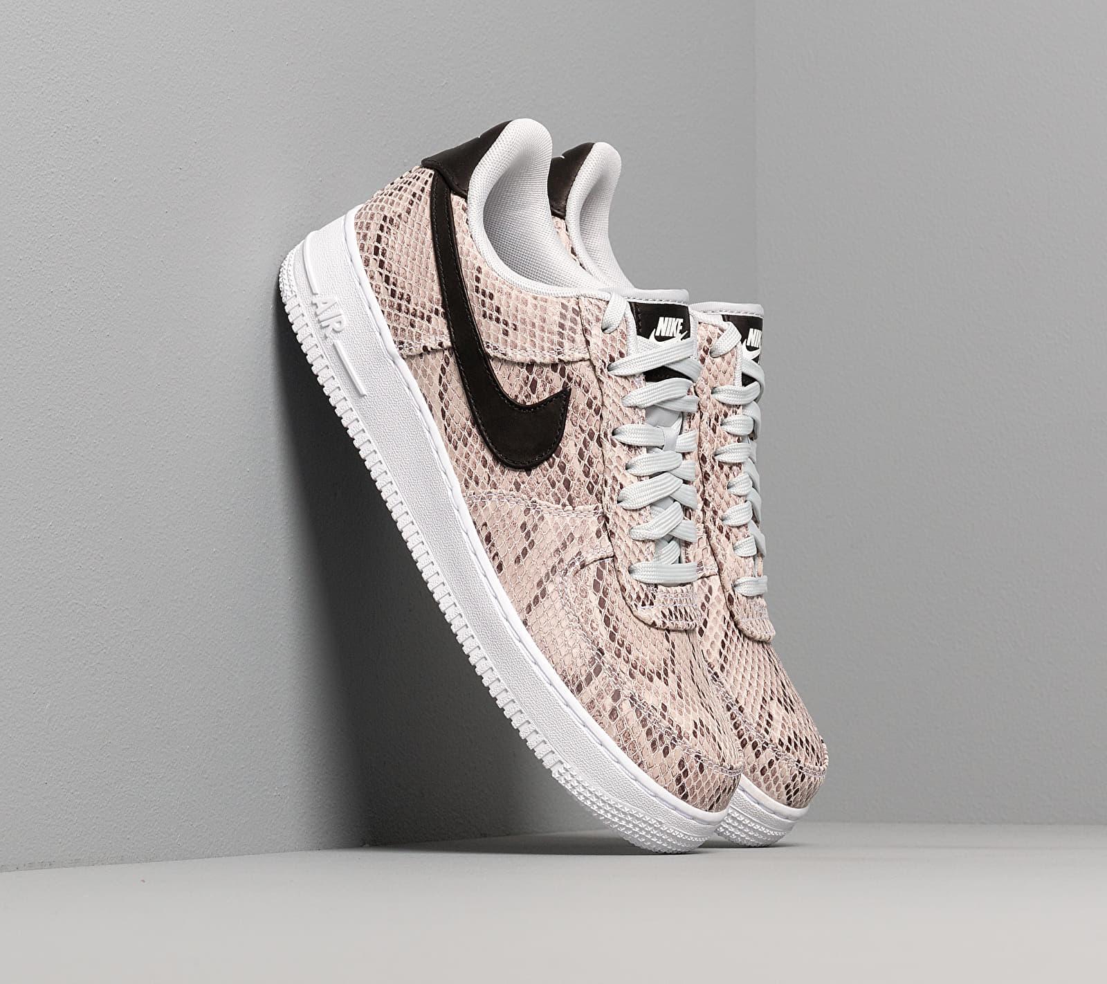 Nike Air Force 1 '07 Premium White/ Black-Pure Platinum EUR 44.5