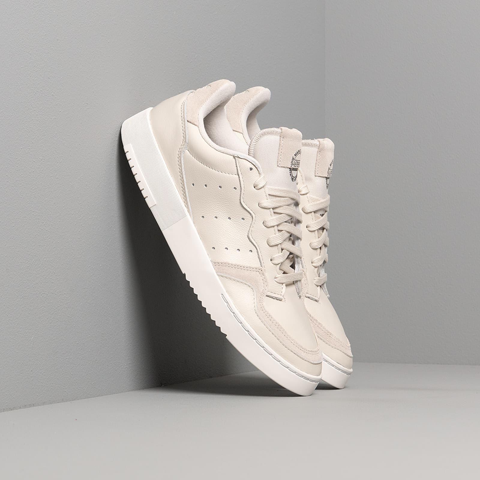 Férfi cipők adidas Supercourt Raw White/ Raw White/ Crystal White
