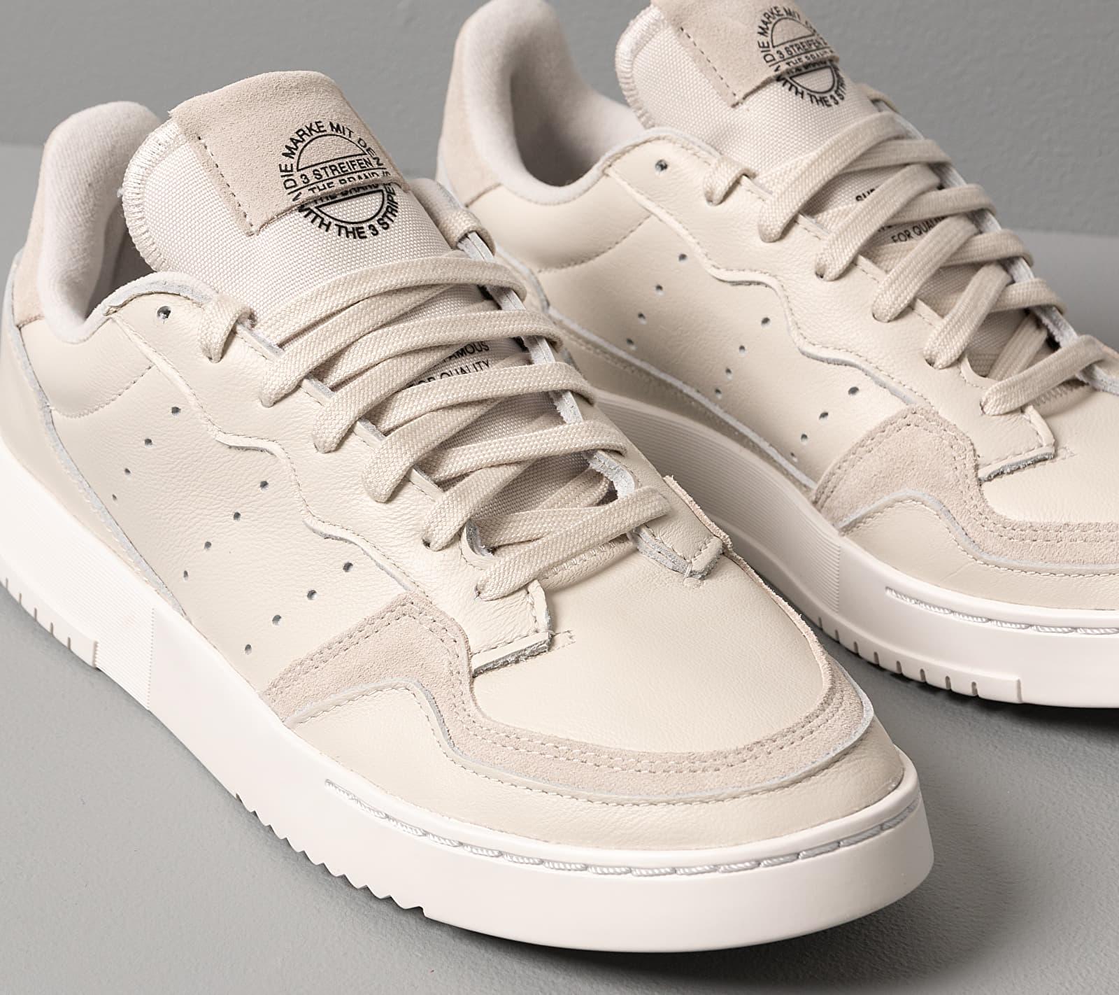 adidas Supercourt Raw White/ Raw White