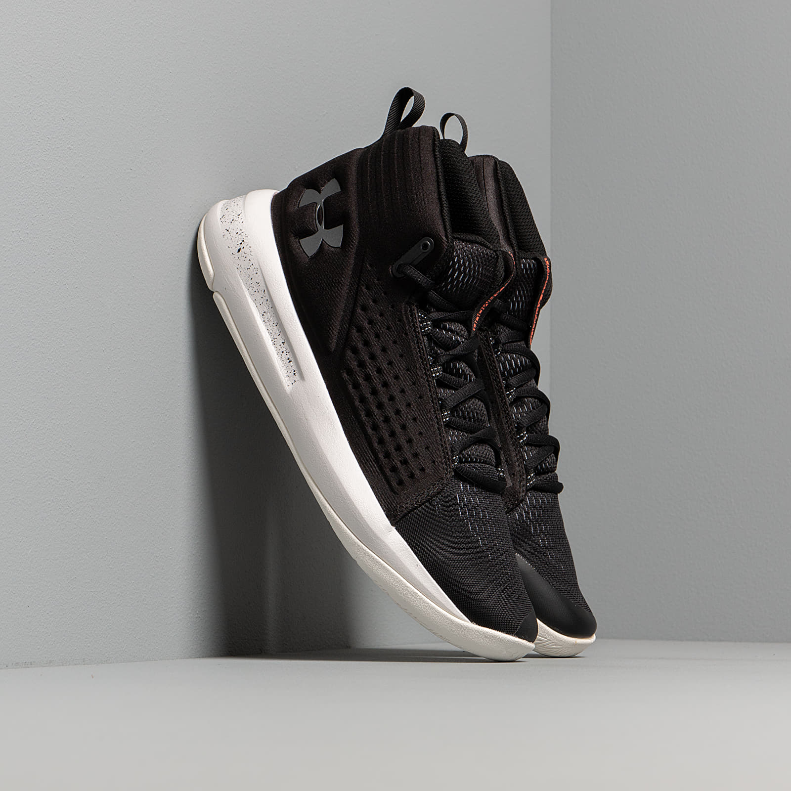 Férfi cipők Under Armour Torch Black