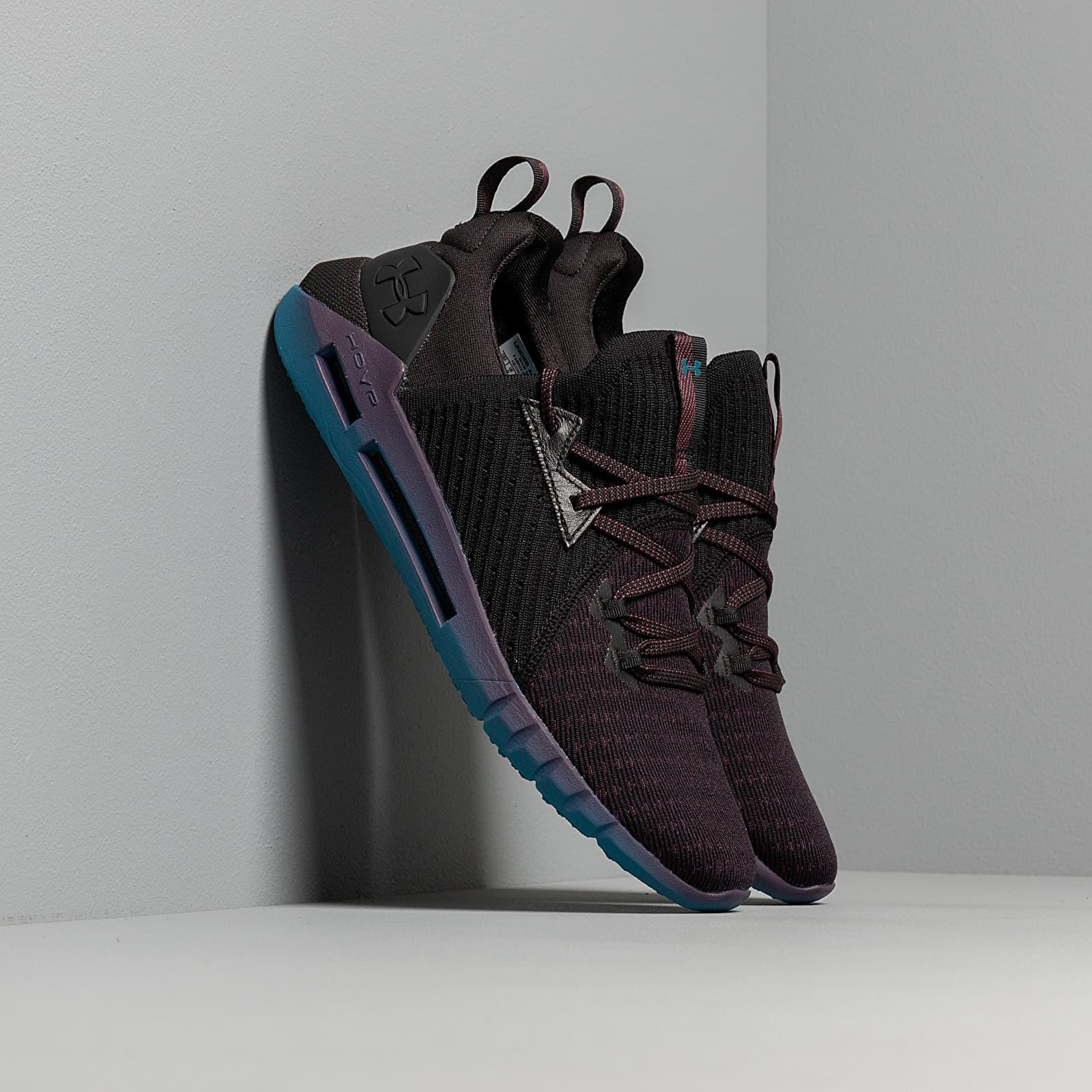 Ανδρικά παπούτσια Under Armour HOVR SLK EVO Black/ Teal Vibe/ Black