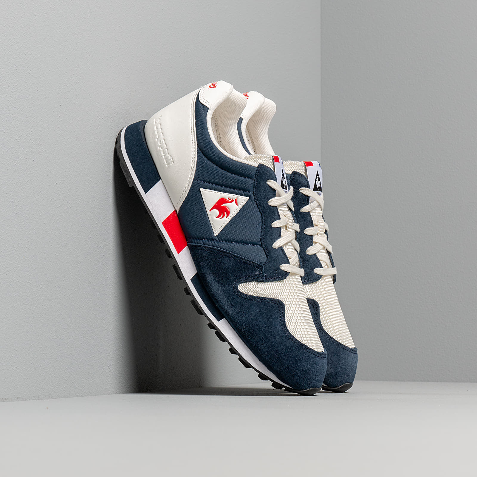 Männer le coq sportif Omega Dress Blue/ Marshmallow