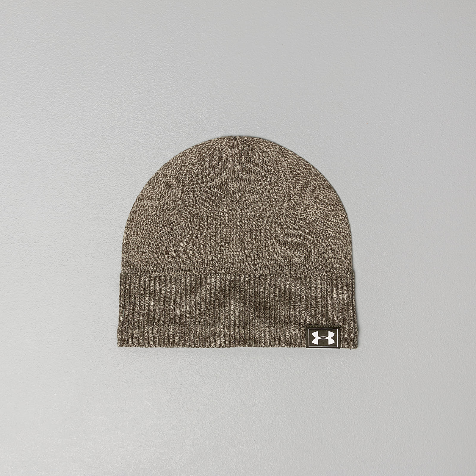 Sapkák Under Armour Reactor Knit Beanie Olive