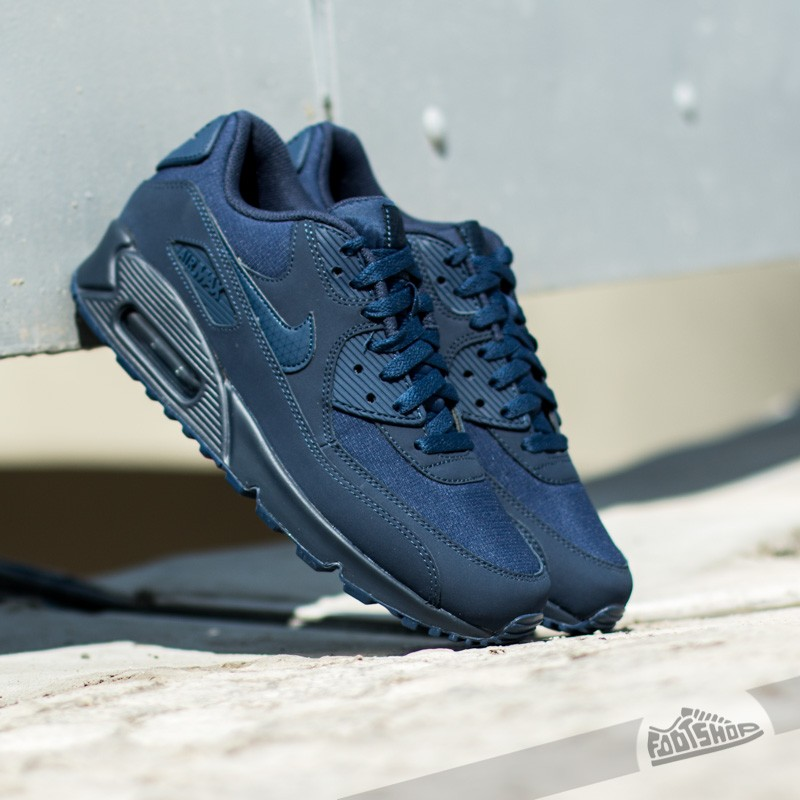 best authentic a05ab 25a1d discount nike air max 90 blue 31aae e8a97  good nike air max 90 essential.  midnight 7692e d68da