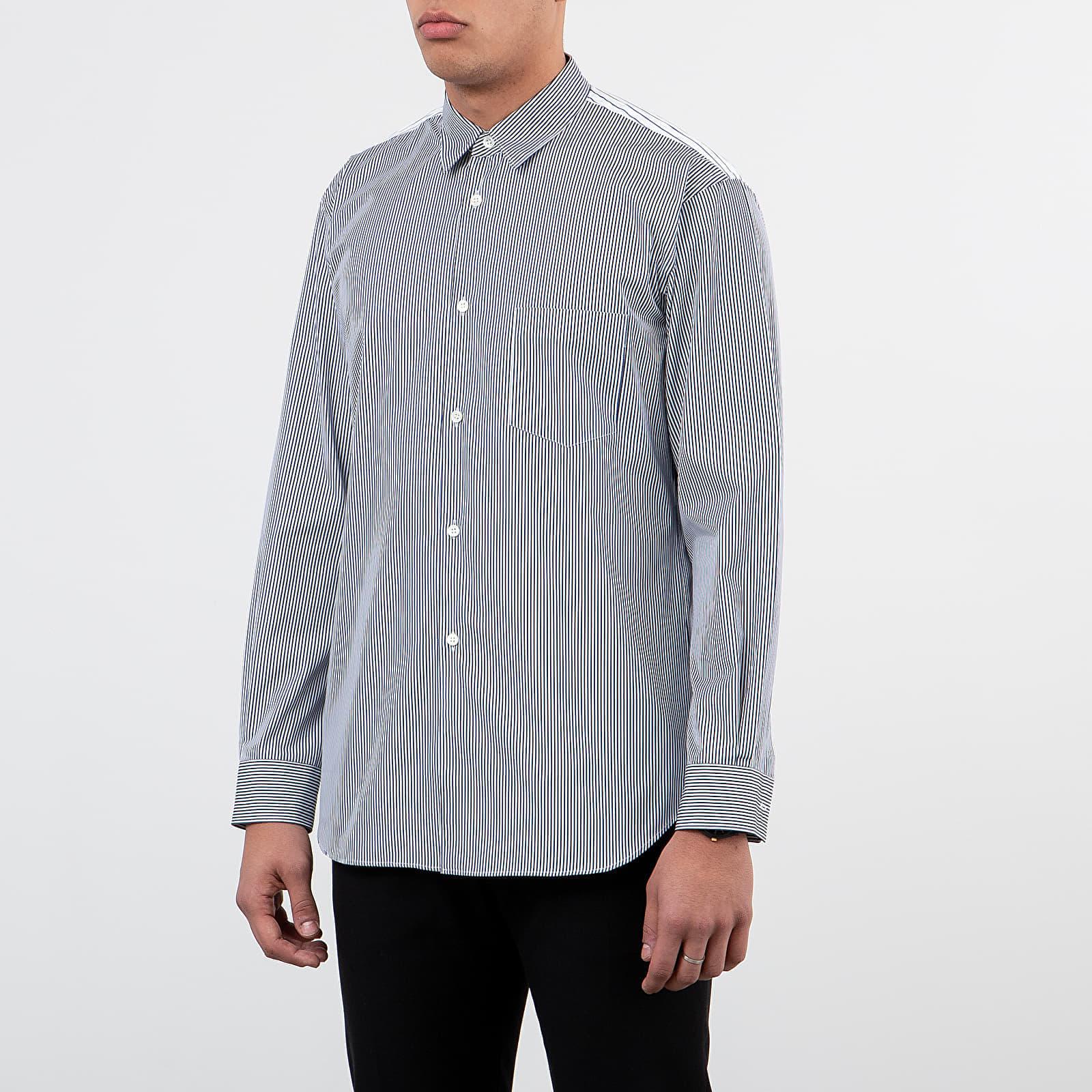 Shirts Comme des Garçons SHIRT Shirt Blue