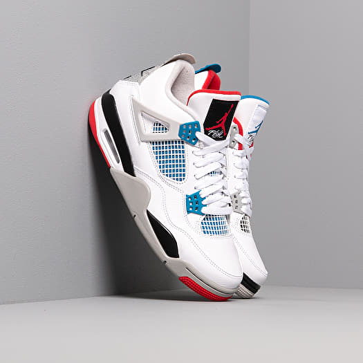 Men's shoes Air Jordan 4 Retro Se White