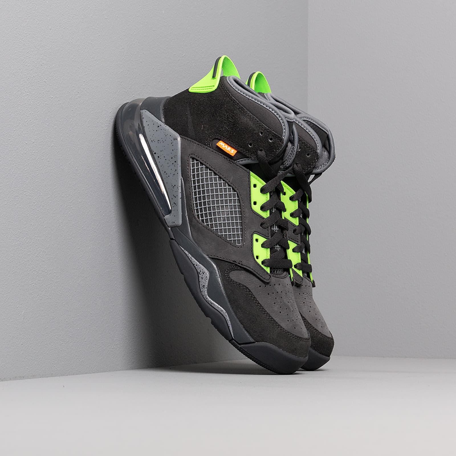 Men's shoes Jordan Mars 270 Anthracite/ Black-Electric Green