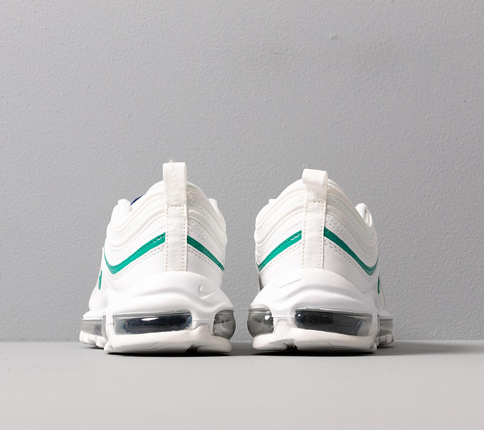 Nike W Air Max 97 Summit White/ Neptune Green