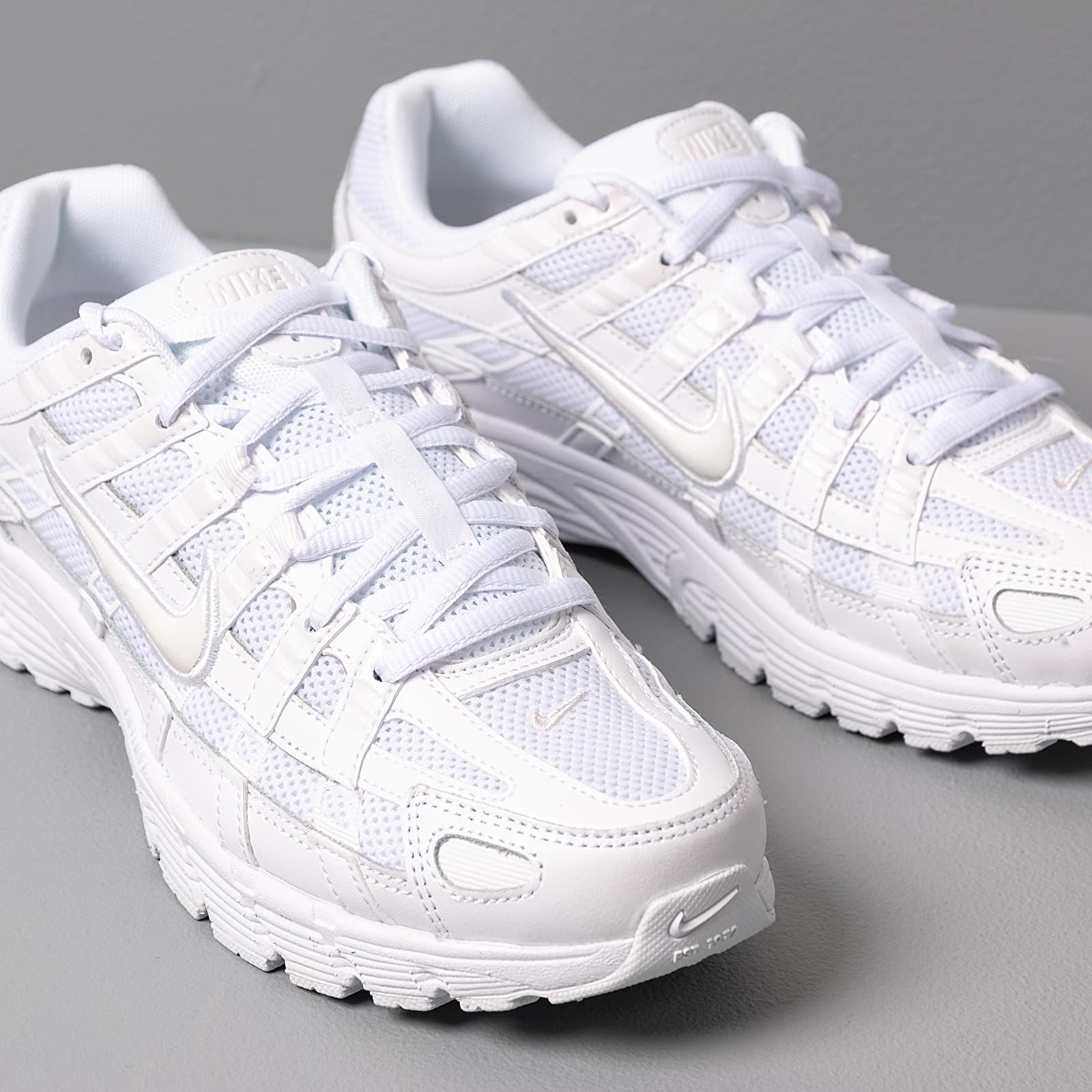 Nike W P 6000 White White Platinum Tint   Footshop