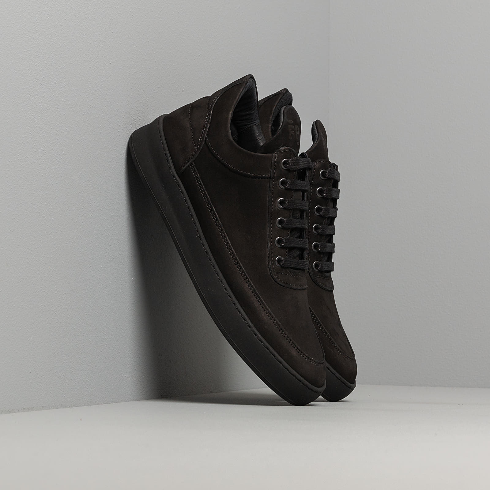 Filling Pieces Low Top Plain Lane Nubuck