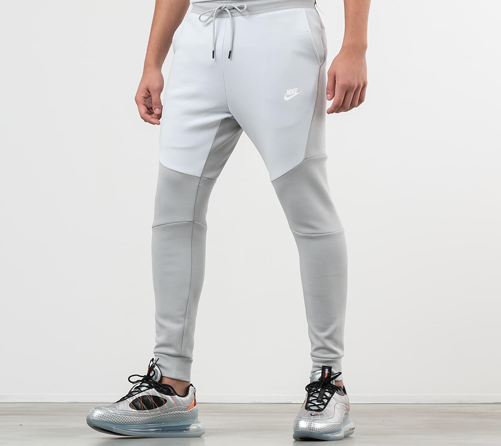 Nike Sportswear Tech Fleece Jogger Pants Light Smoke Grey