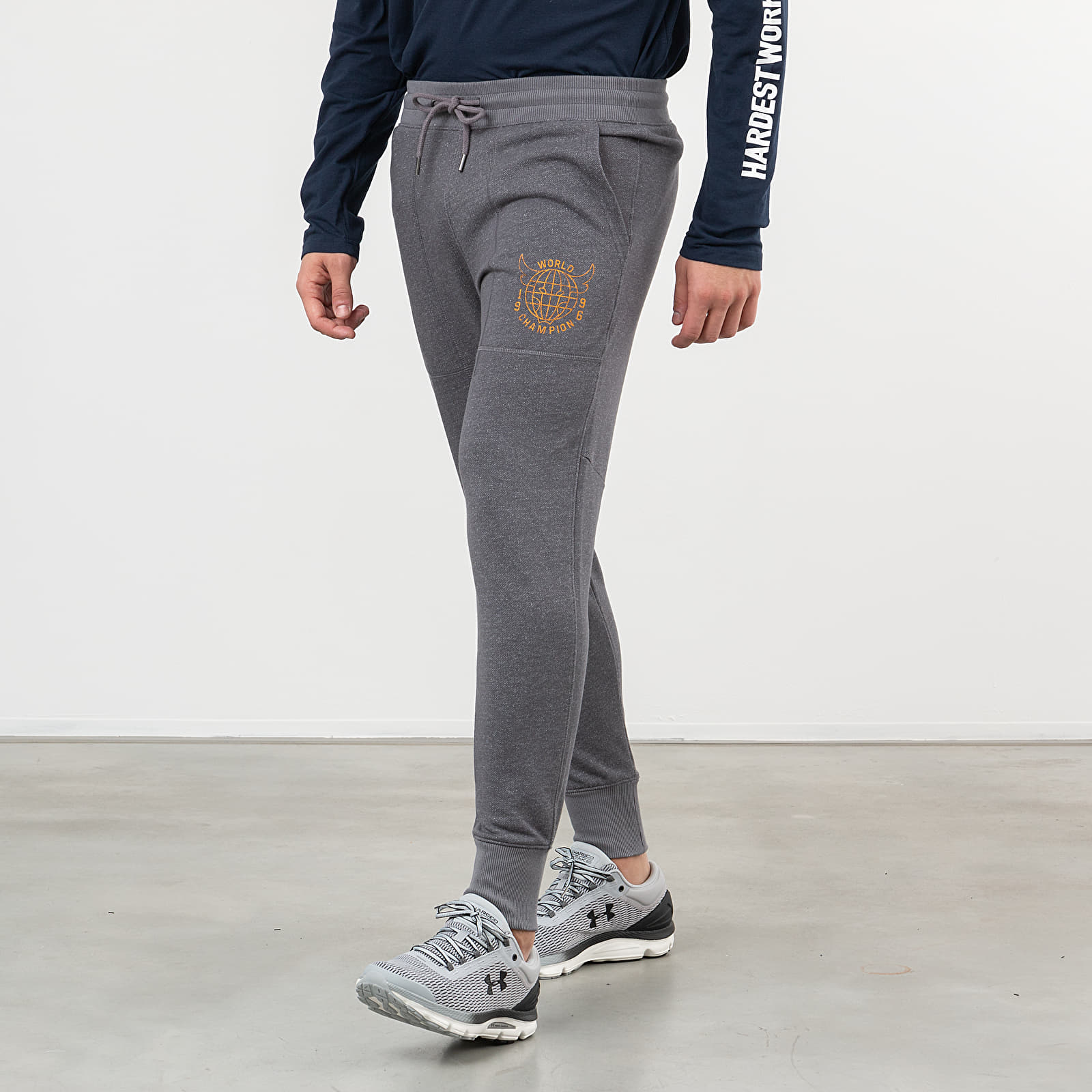 Under Armour Project Rock 96 World Champion Joggers
