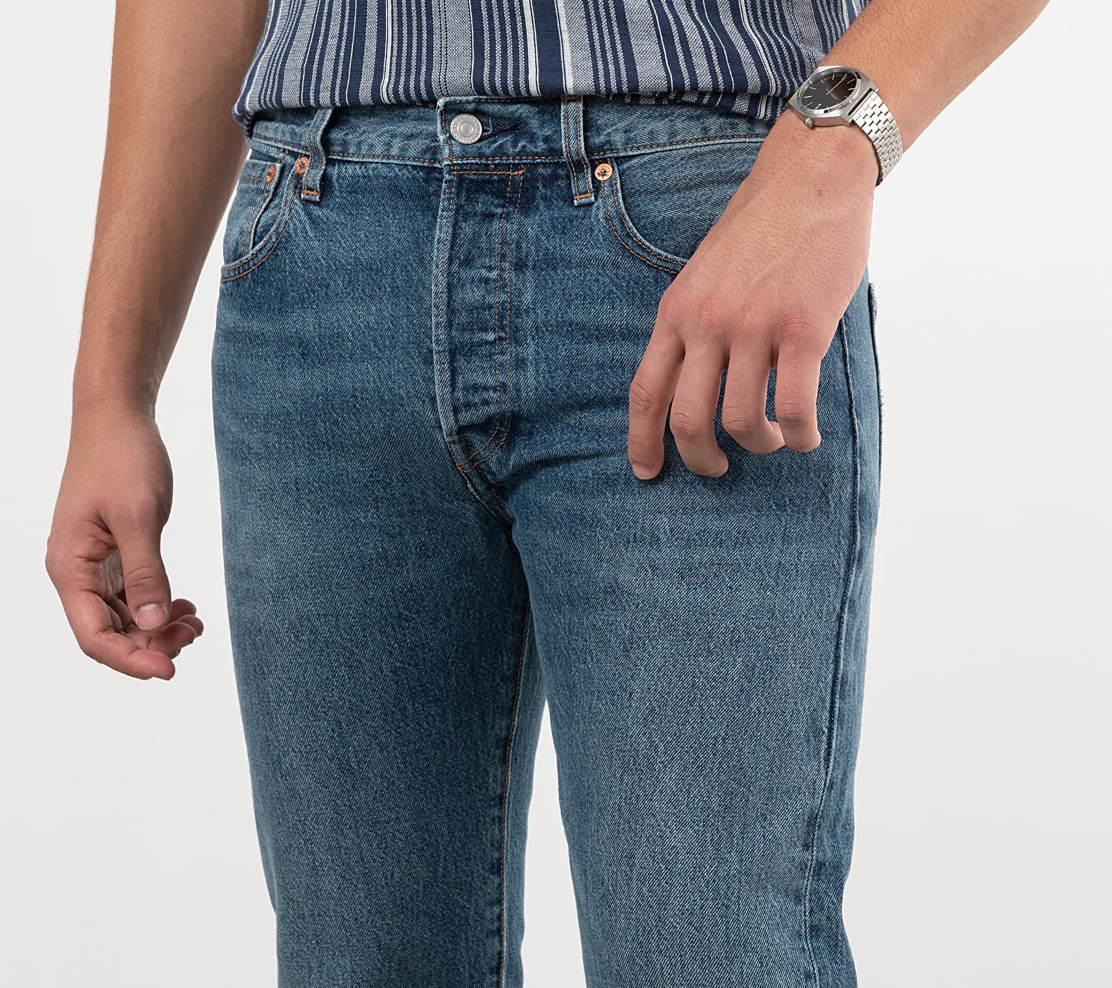 Levi's® 501 Slim Taper Jeans Grey, Gray