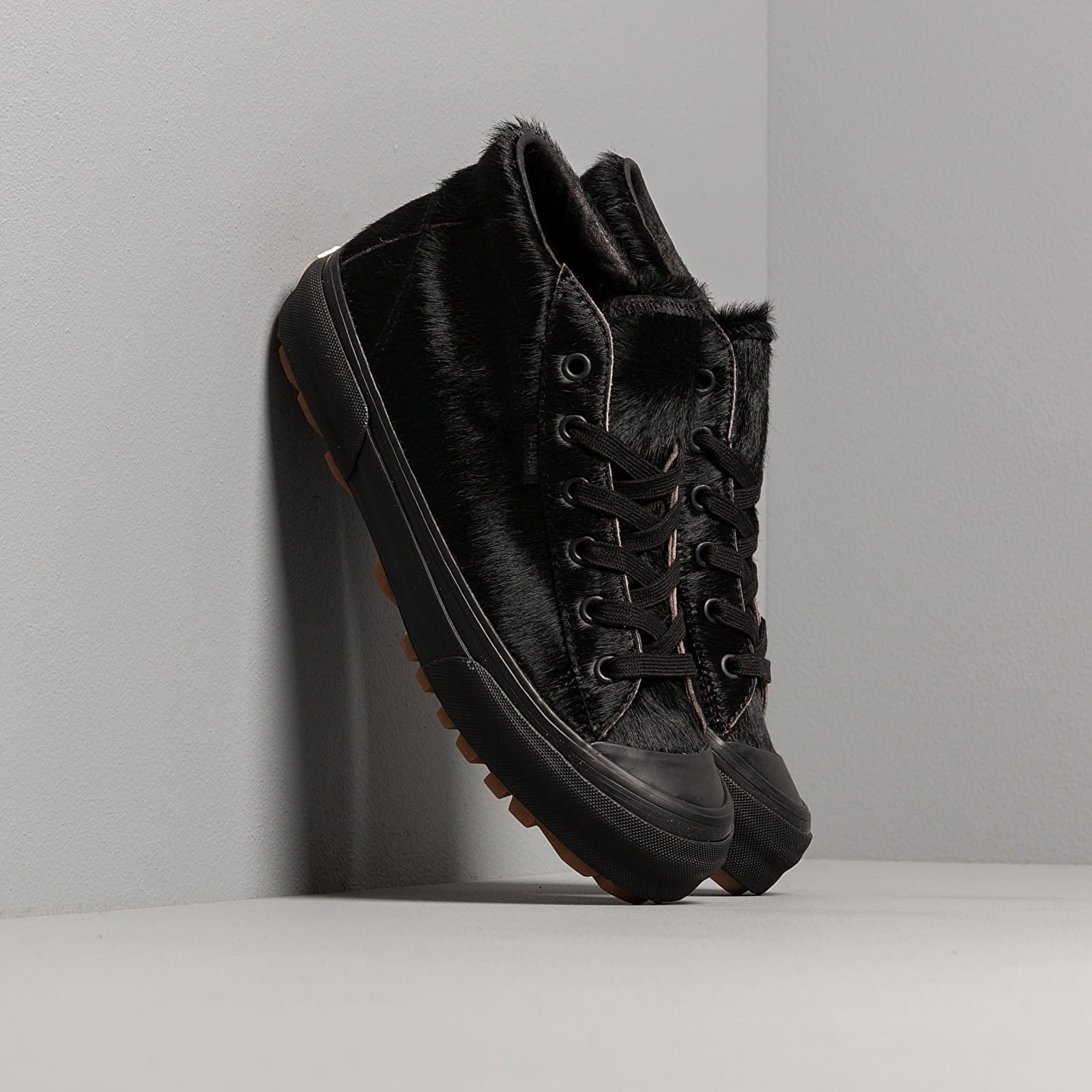 Мужская обувь Vans OG G.I LX (Pony Hair) Black
