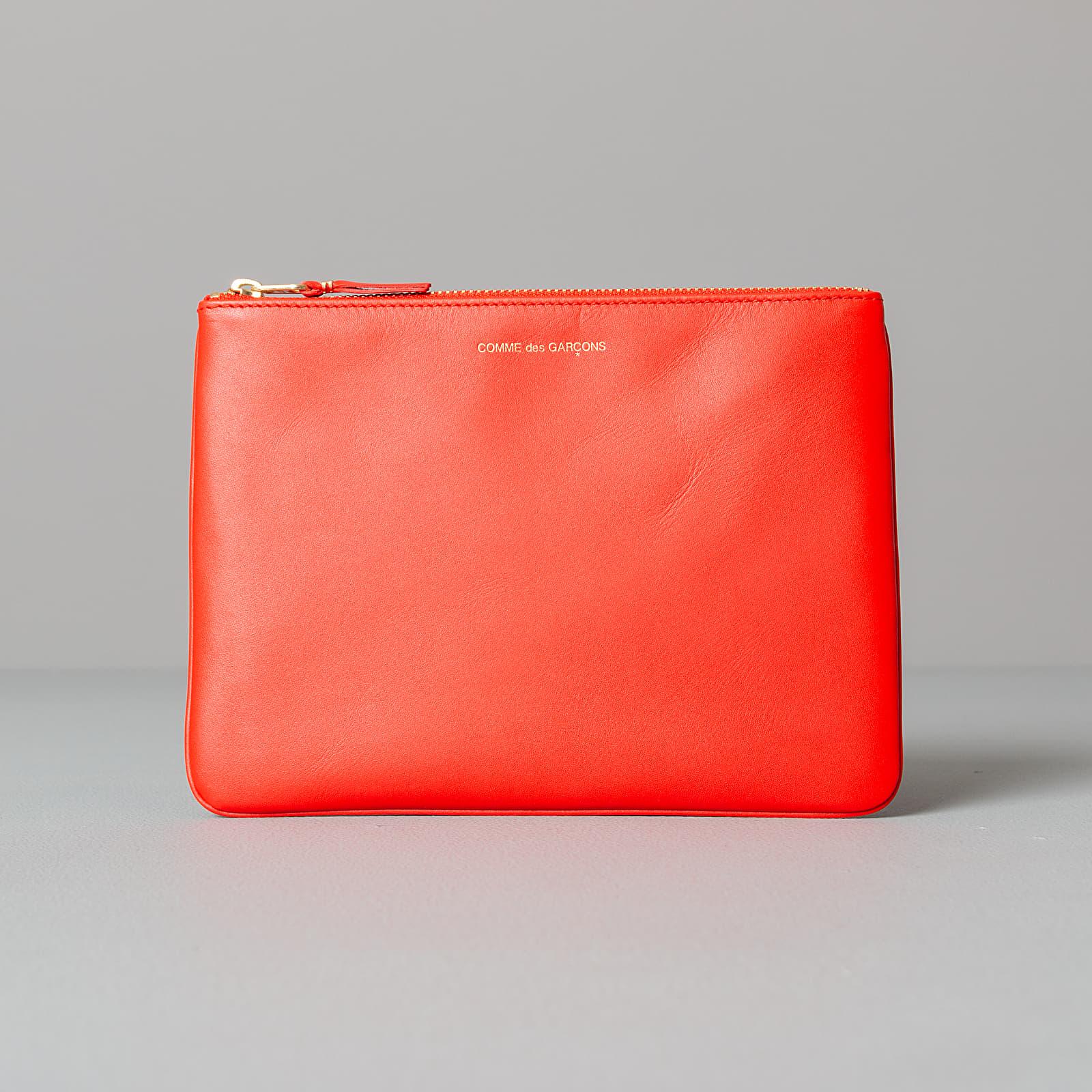 Peněženky Comme des Garçons Arecalf Wallet Orange