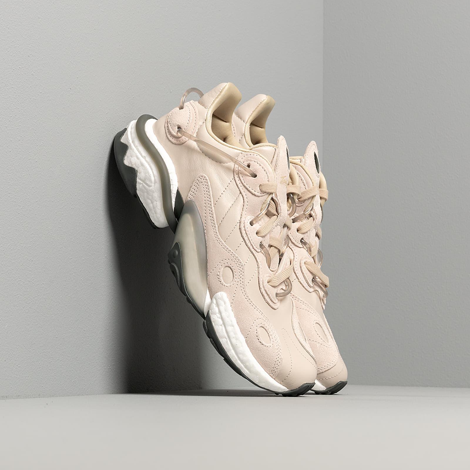 Men's shoes adidas Torsion X Core Brown/ Core Brown/ Savanna