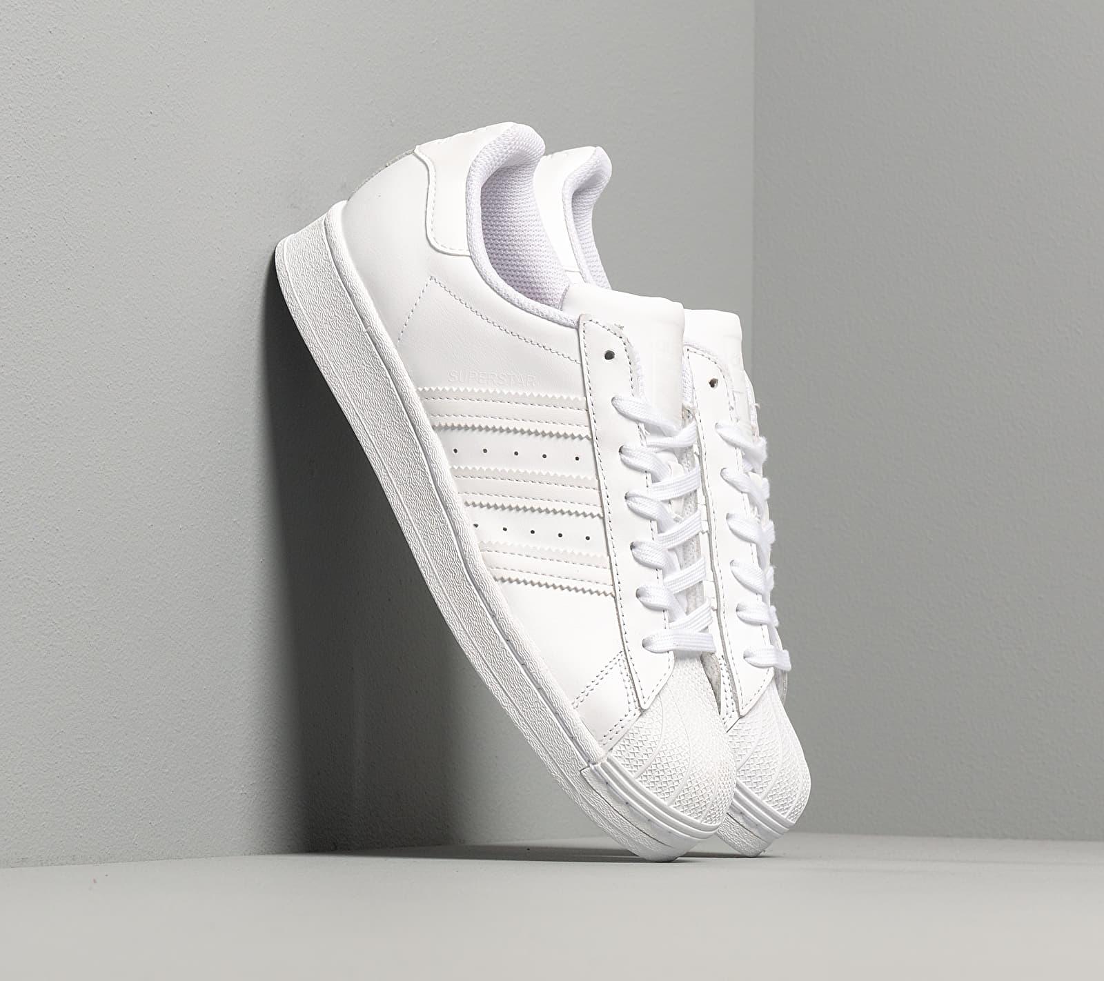 adidas Superstar W Ftw White/ Ftw White/ Ftw White EUR 41 1/3