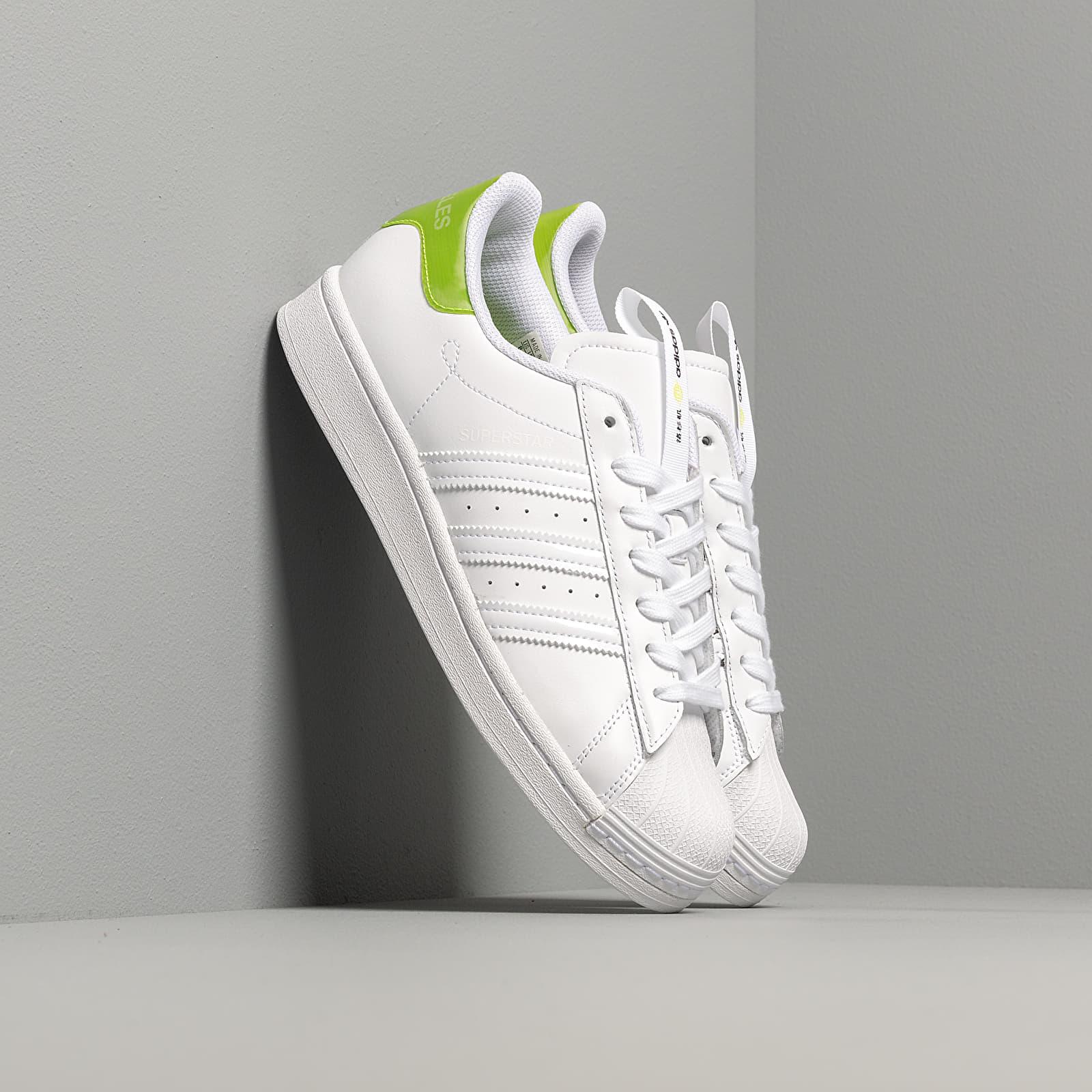 Pánské tenisky a boty adidas Superstar Ftwr White/ Ftwr White/ Core Black