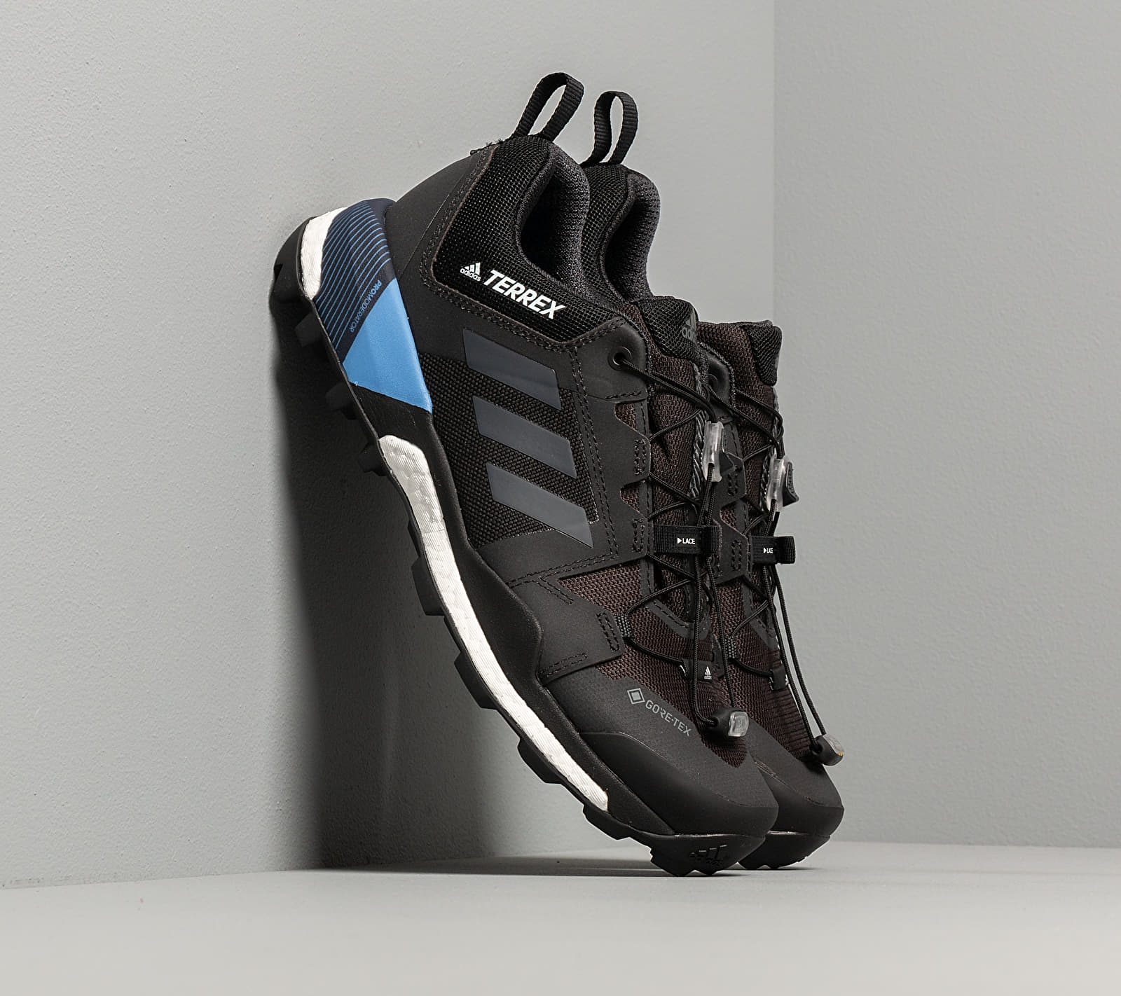 adidas Terrex Skychaser XT GTX W Core Black/ Grey Four/ Real Blue EUR 38 2/3