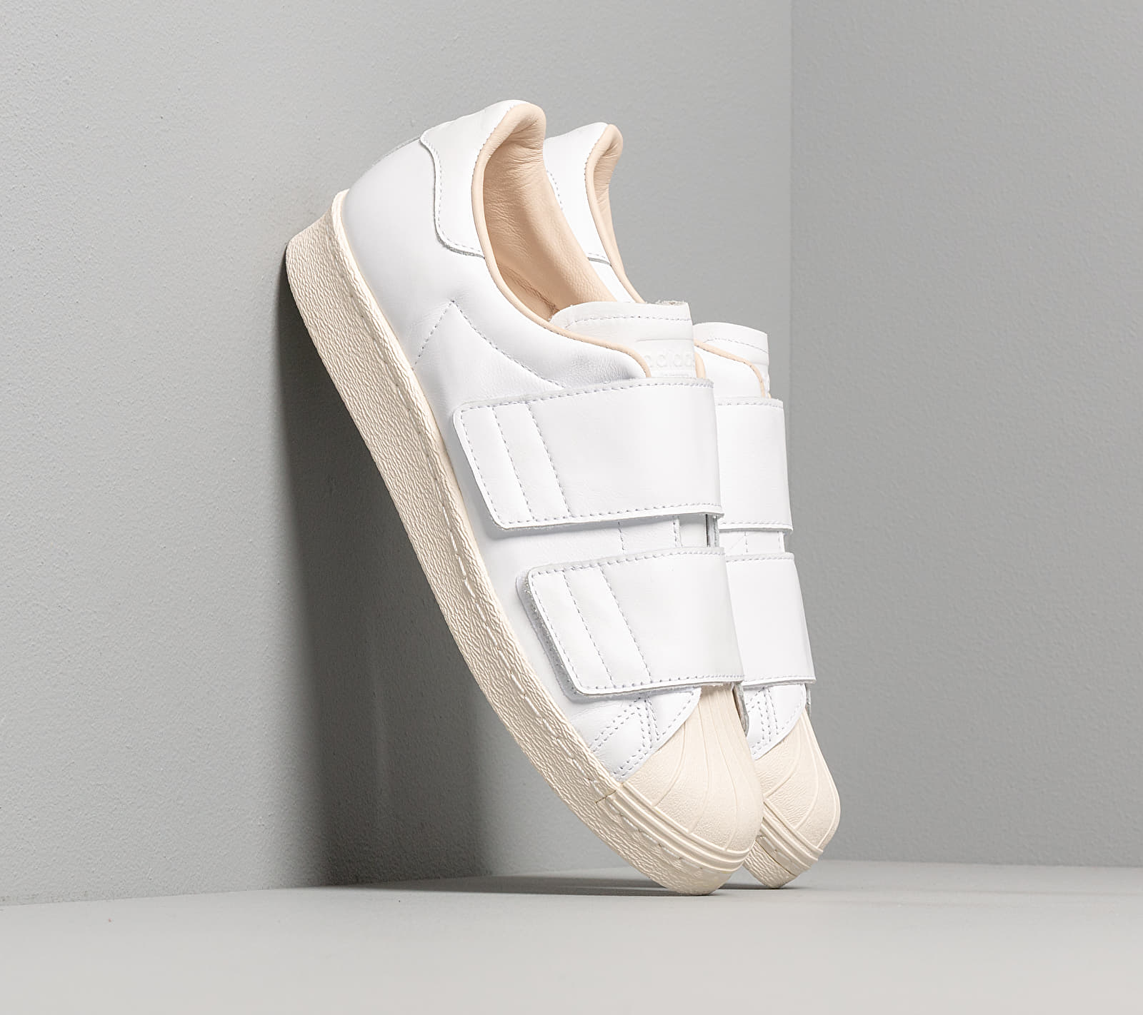 adidas Superstar 80s CF W Ftw White/ Ftw White/ Linen EUR 39 1/3