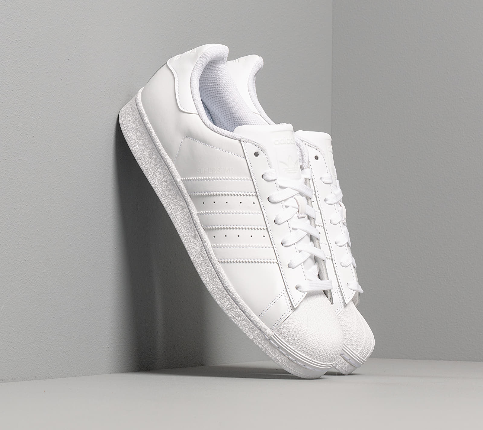adidas Superstar Foundation Ftw White/ Ftw White/ Ftw White EUR 43 1/3