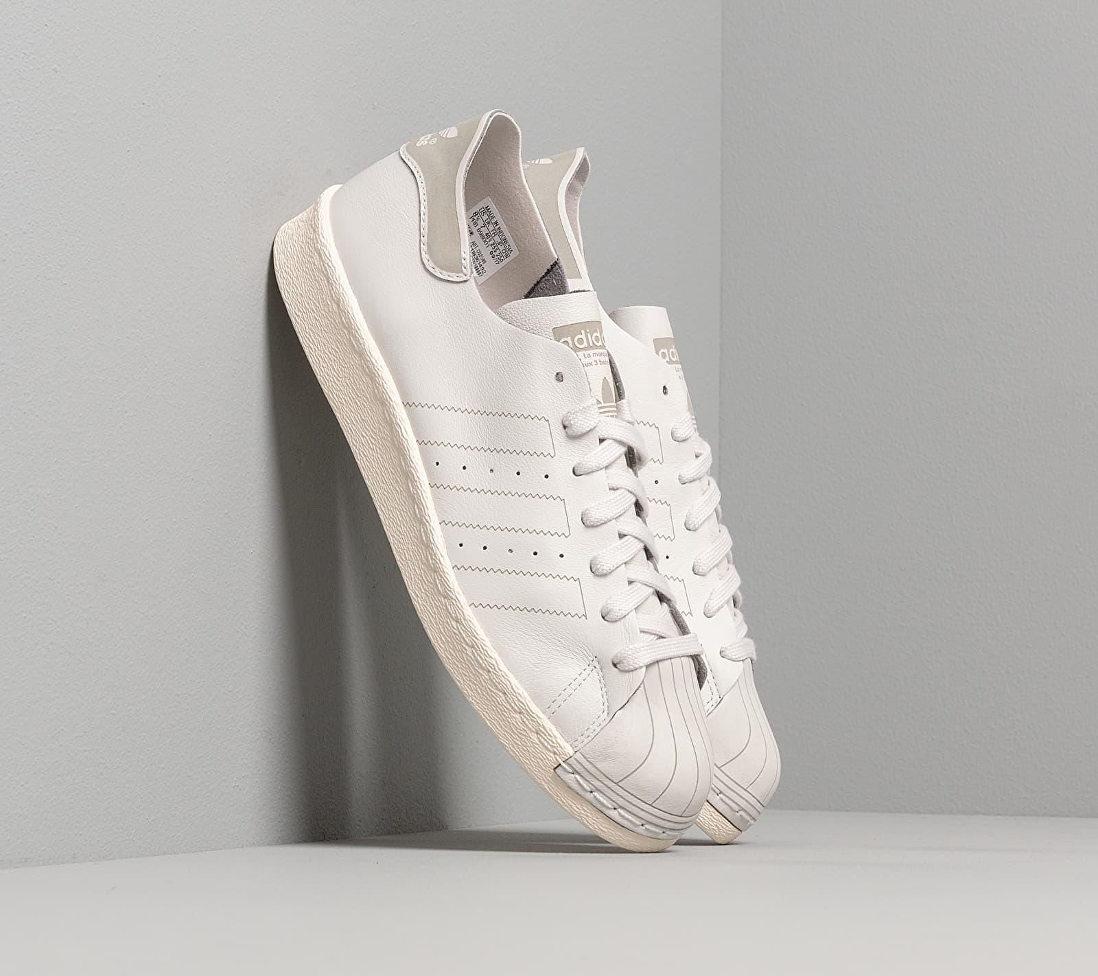 adidas Superstar 80s Decon W Grey One/ Grey One/ Off White EUR 39 1/3