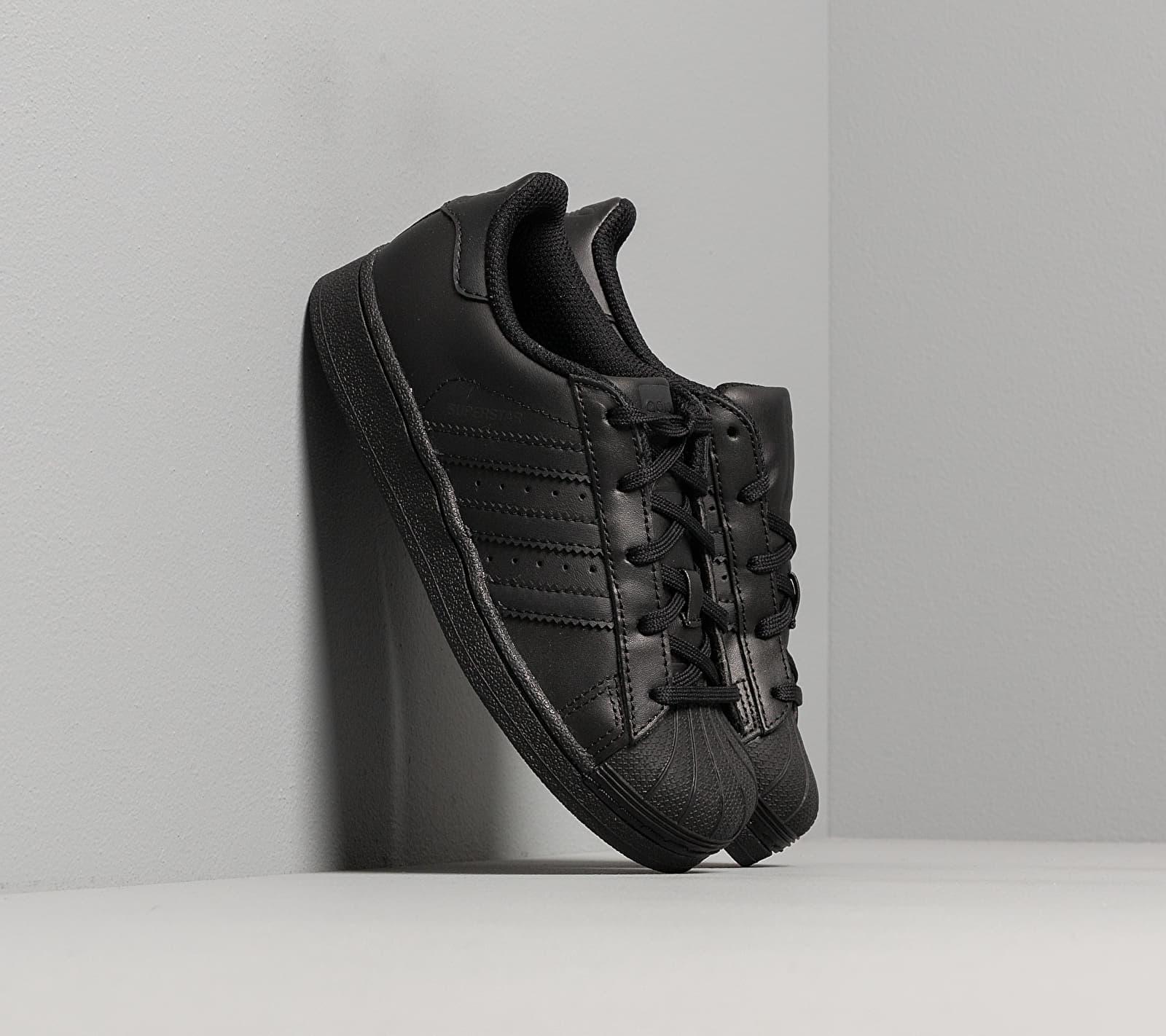 adidas Superstar C Core Black/ Core Black/ Core Black EUR 31
