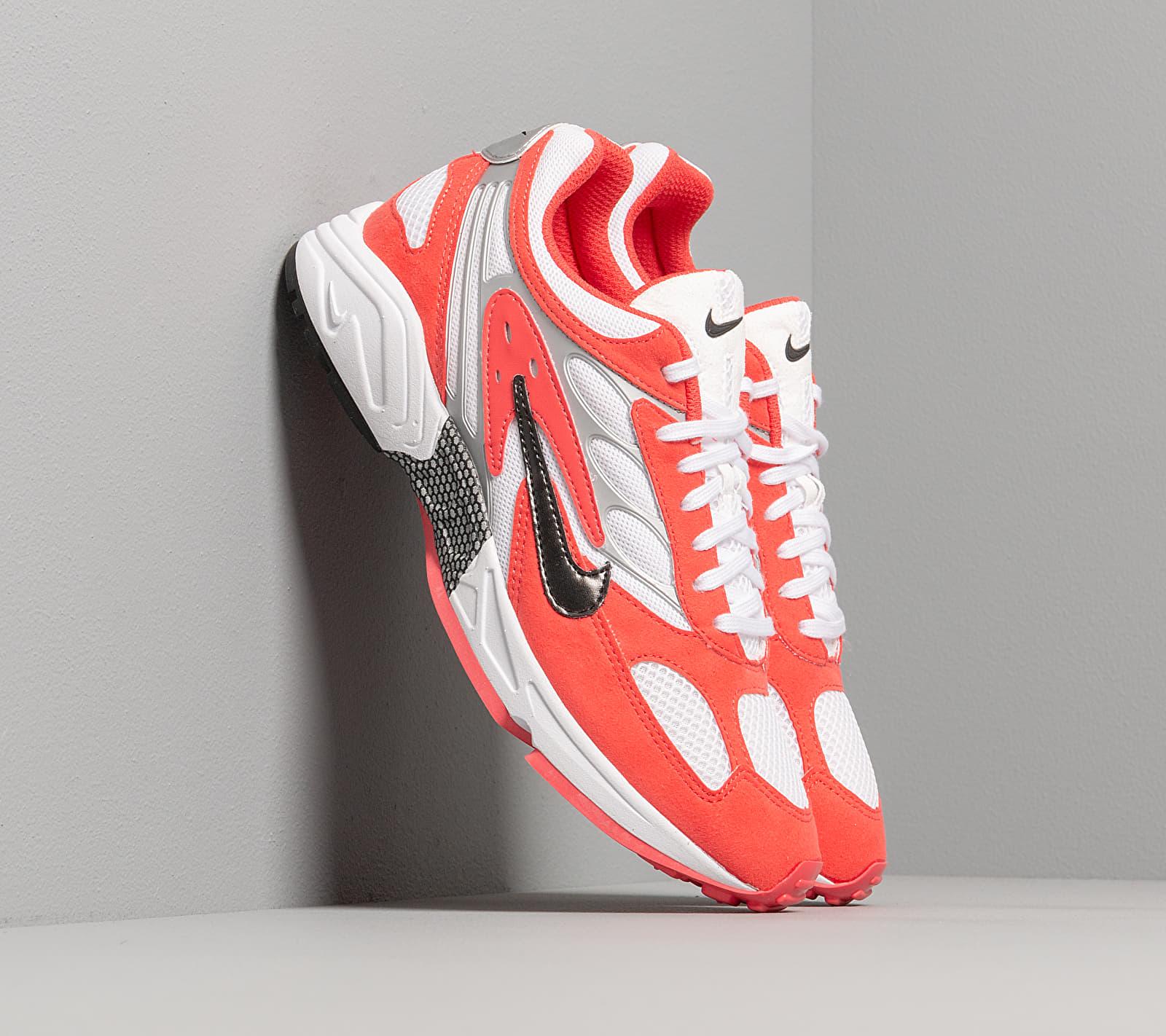 Nike Air Ghost Racer Track Red/ Black-White-Metallic Silver EUR 43