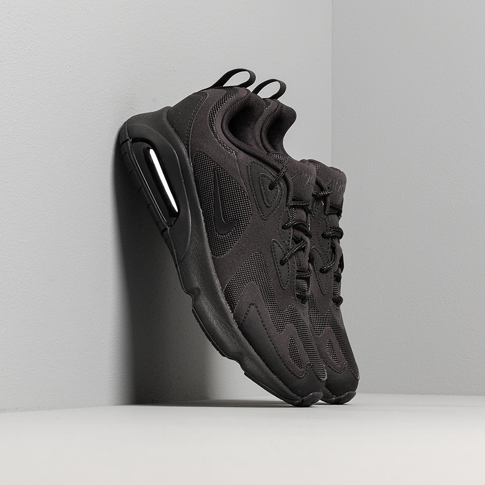 Women's shoes Nike W Air Max 200 Black/ Black