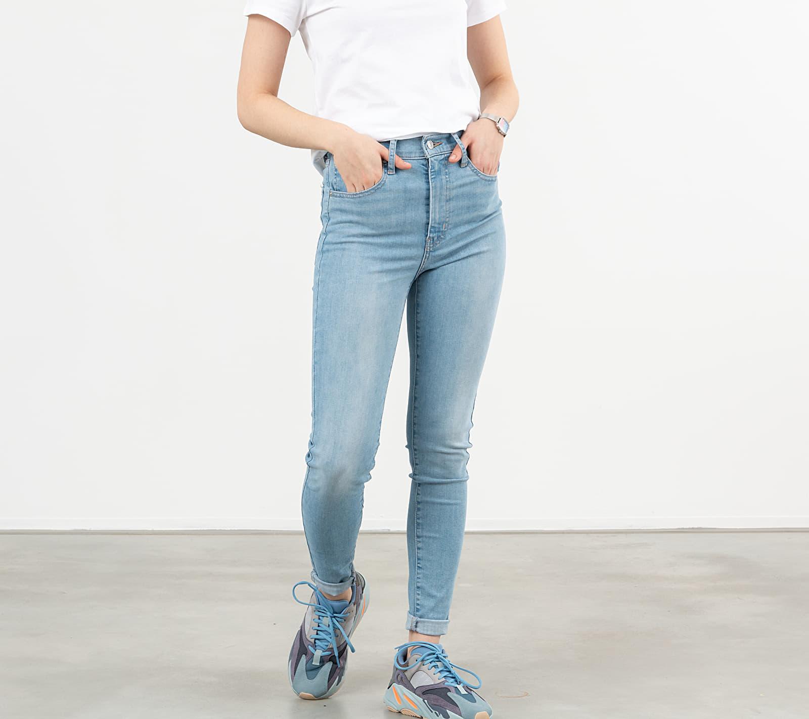 Levi's® Mile High Super Skinny Jeans Blue