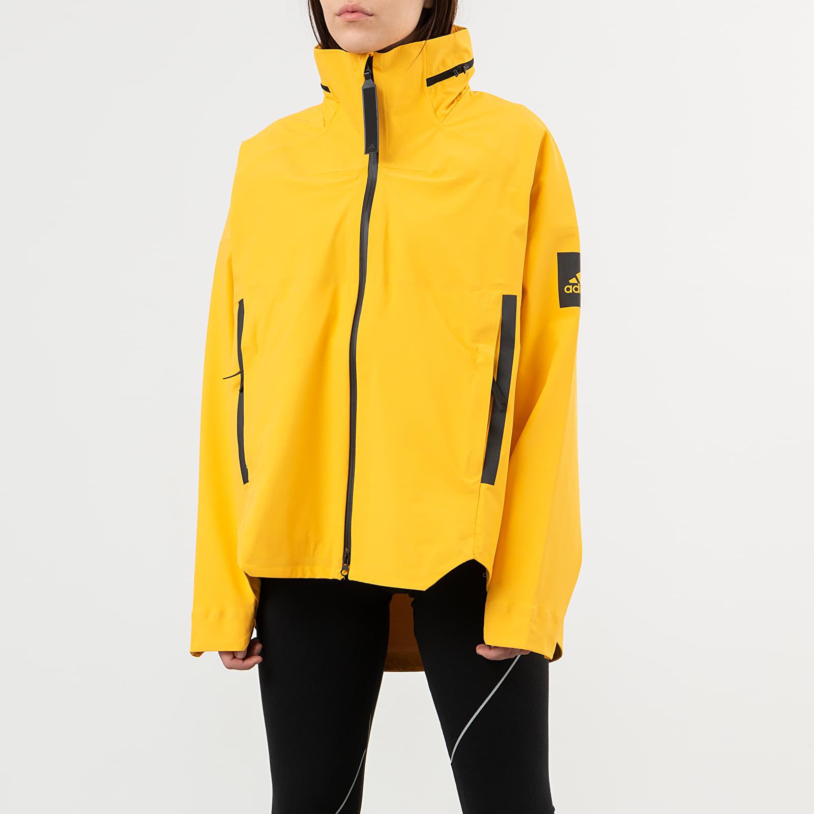 Bundy adidas Myshelter Jacket Active Gold