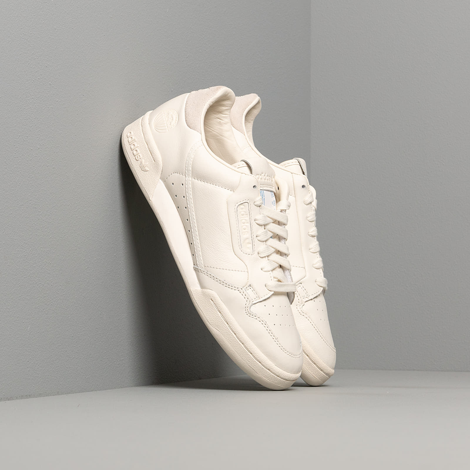 Men's shoes adidas Continental 80 Off White/ Off White/ Off White
