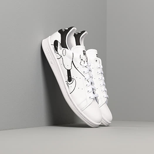 adidas Stan Smith Mickey Mouse Ftwr White Core Black Ftwr White | Footshop