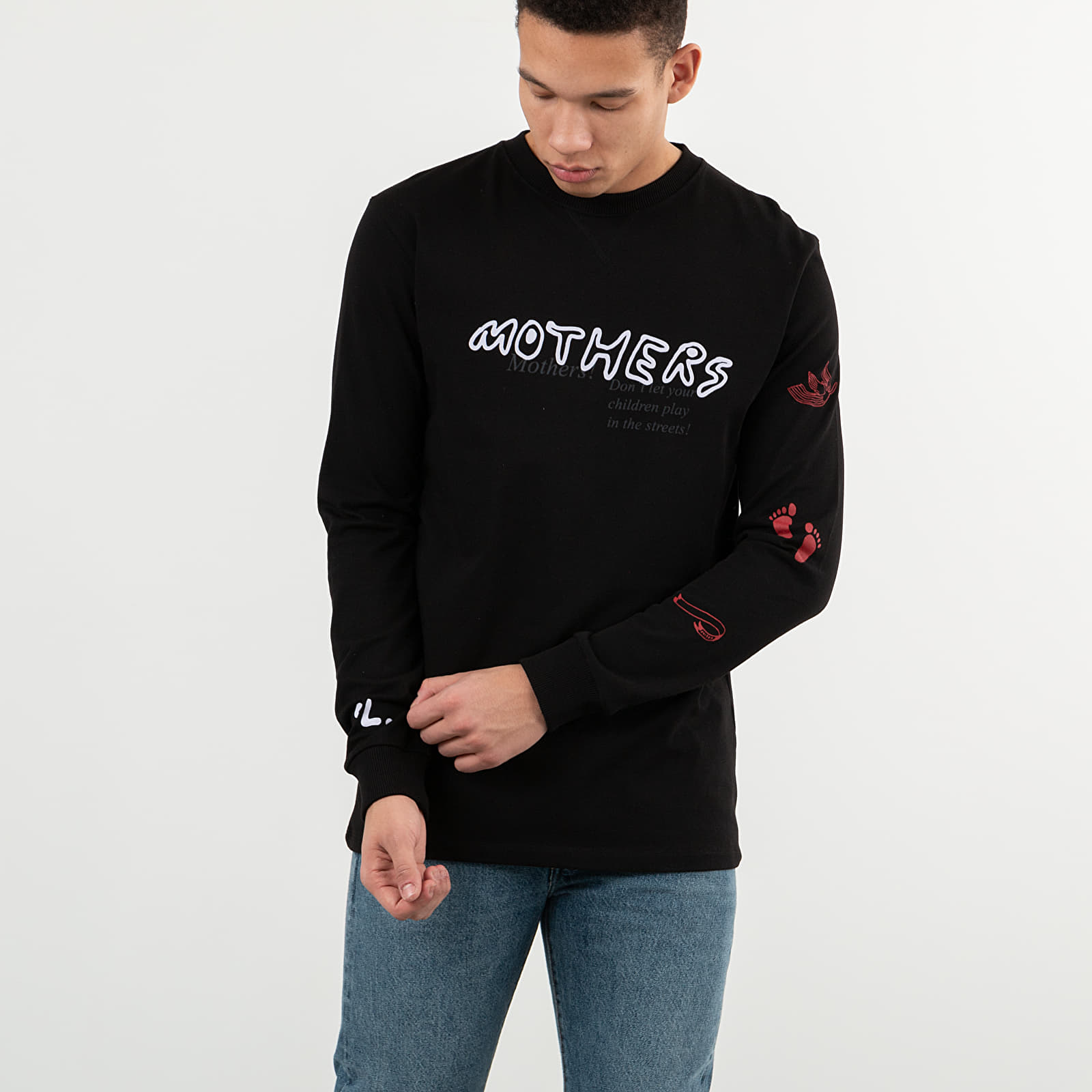 Soulland Chase Long Sleeve Tee