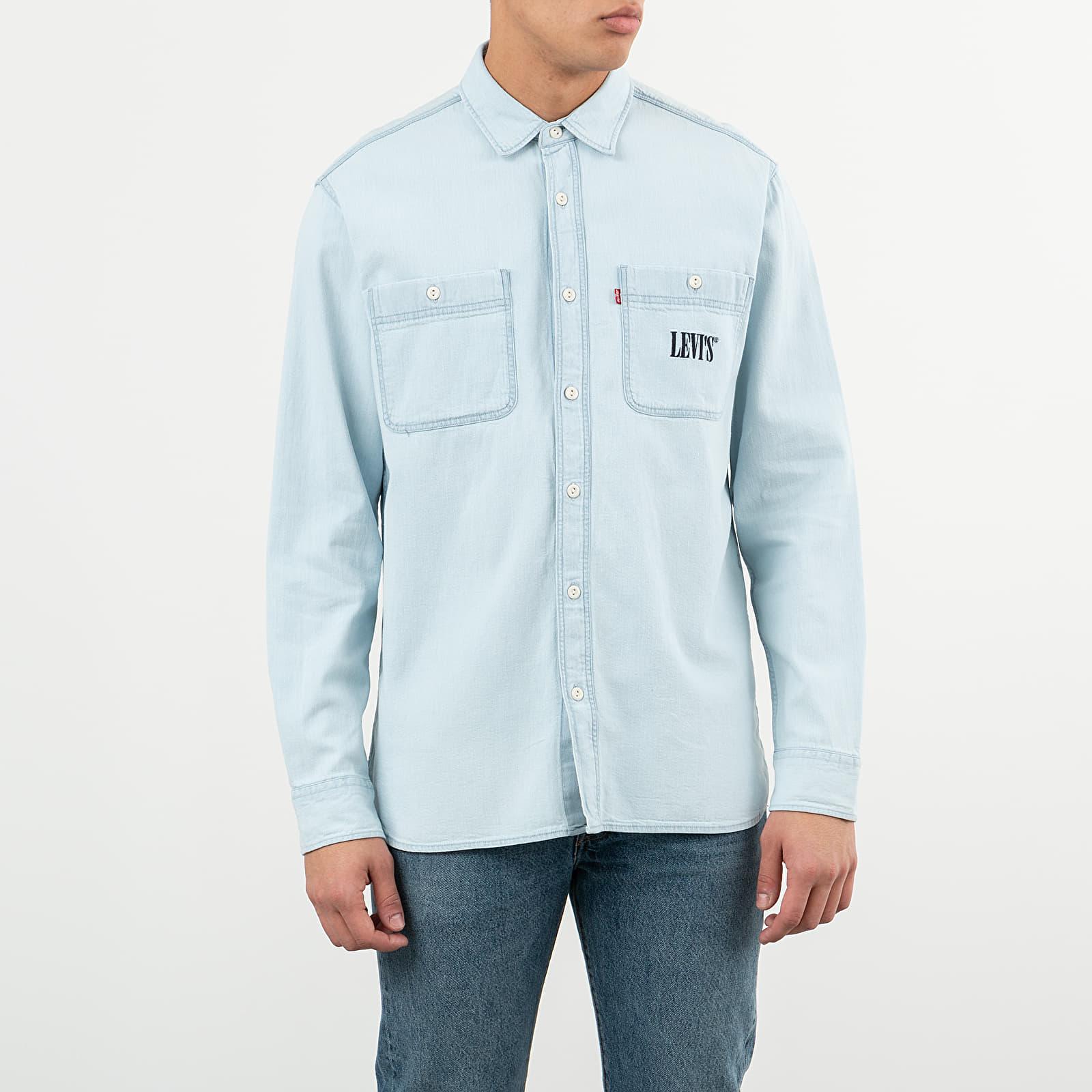 Cămăși Levi's® Shirt Blue Denim