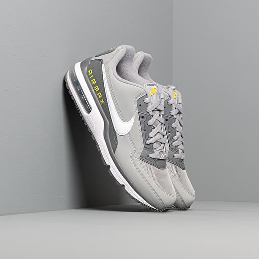 persona ornamento Clan  Men's shoes Nike Air Max LTD 3 Lt Smoke Grey/ White-Smoke Grey