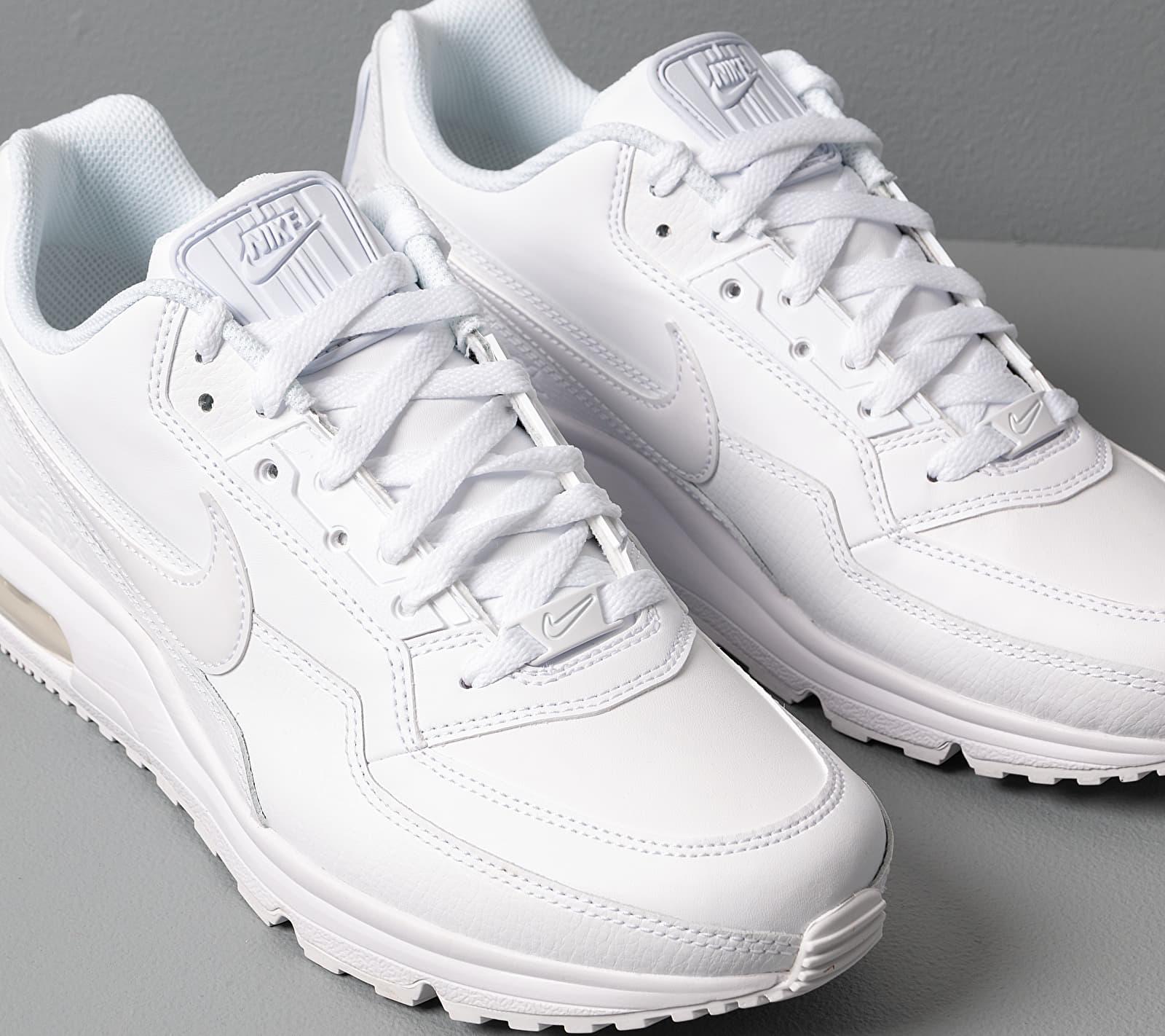 Nike Air Max LTD 3 White/ White-White