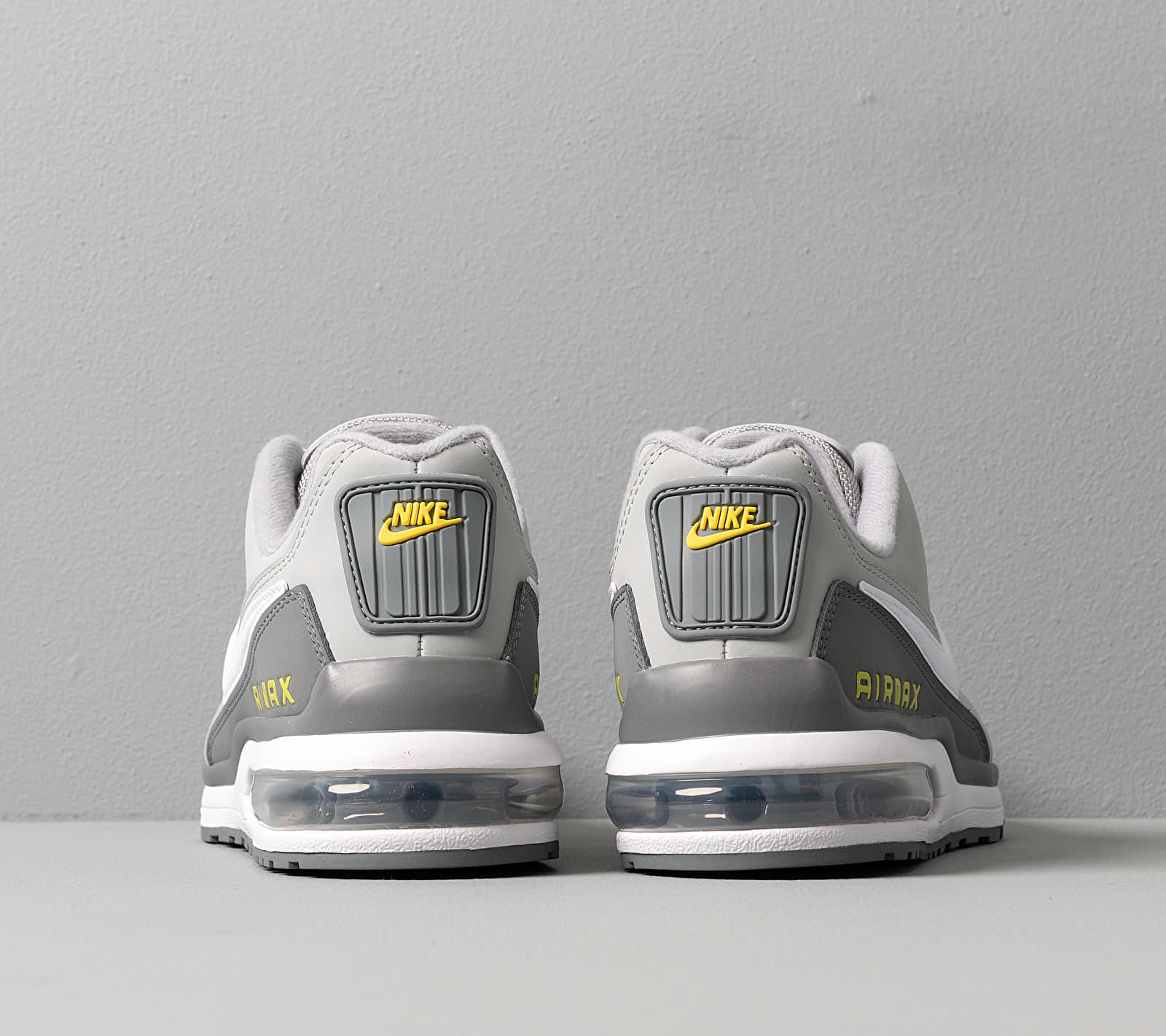 Nike Air Max LTD 3 Lt Smoke Grey/ White-Smoke Grey, Gray