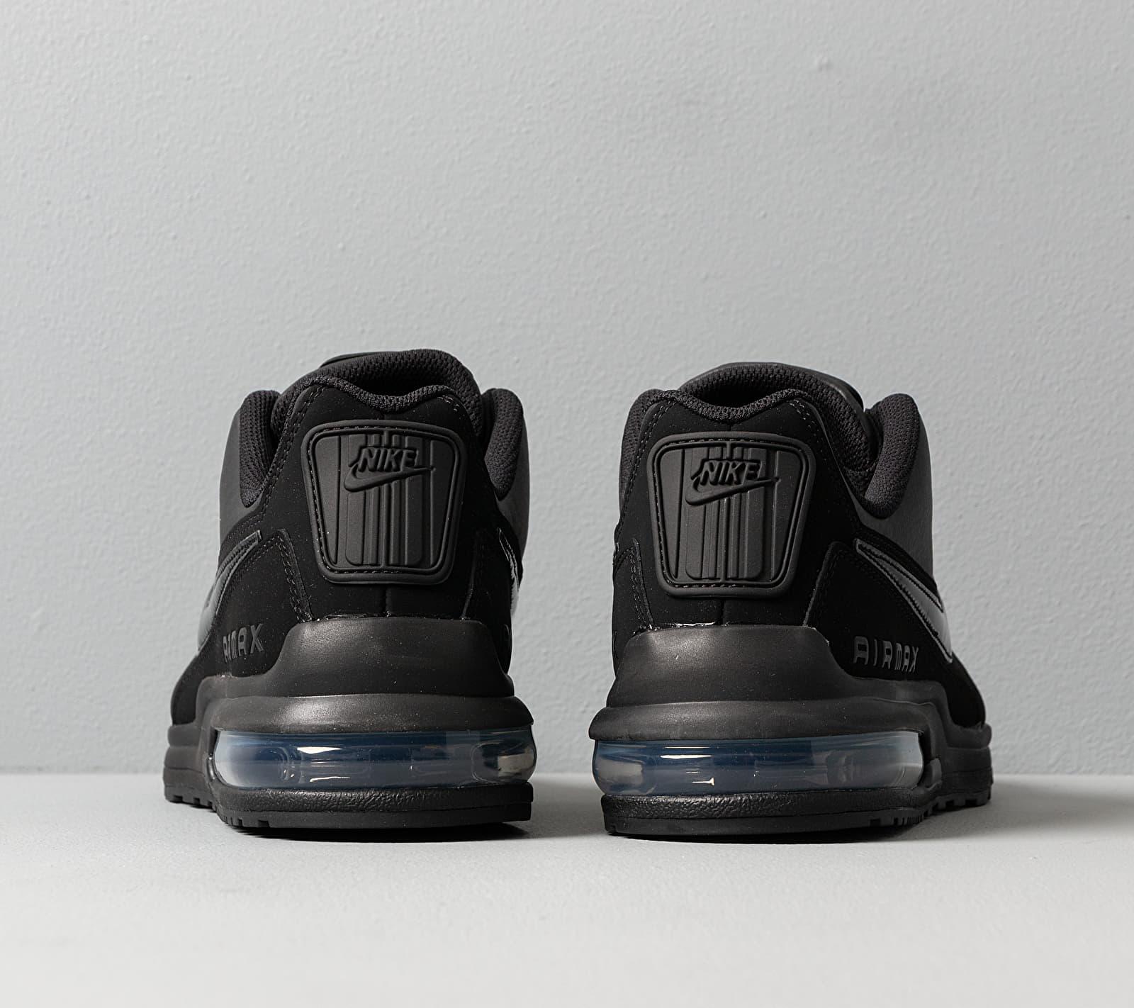 Nike Air Max LTD 3 Black/ Black-Black