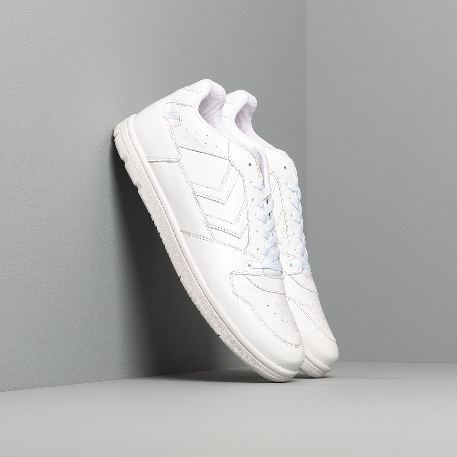 Chaussures et baskets homme Hummel Power Play White