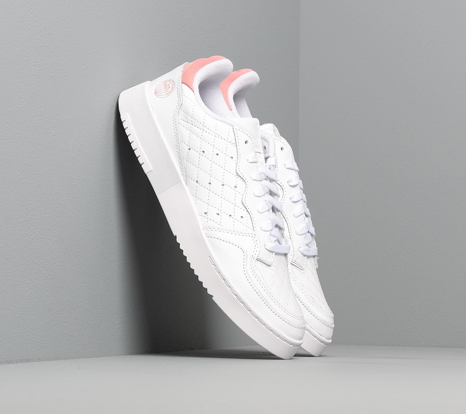 adidas Supercourt W Ftw White/ Ftw White/ Glow Pink EUR 38