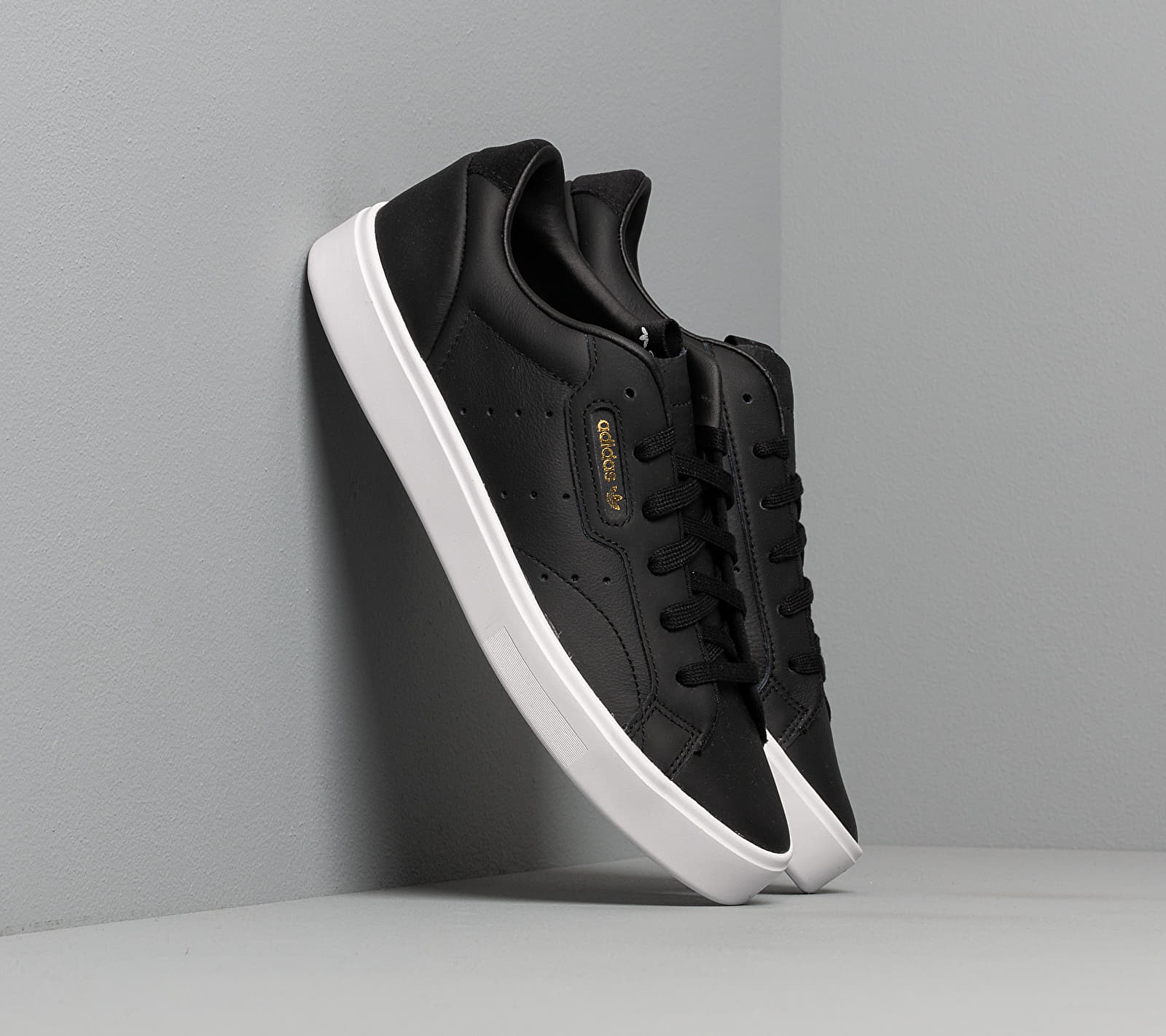 adidas Sleek W Core Black/ Core Black/ Crystal White EUR 38