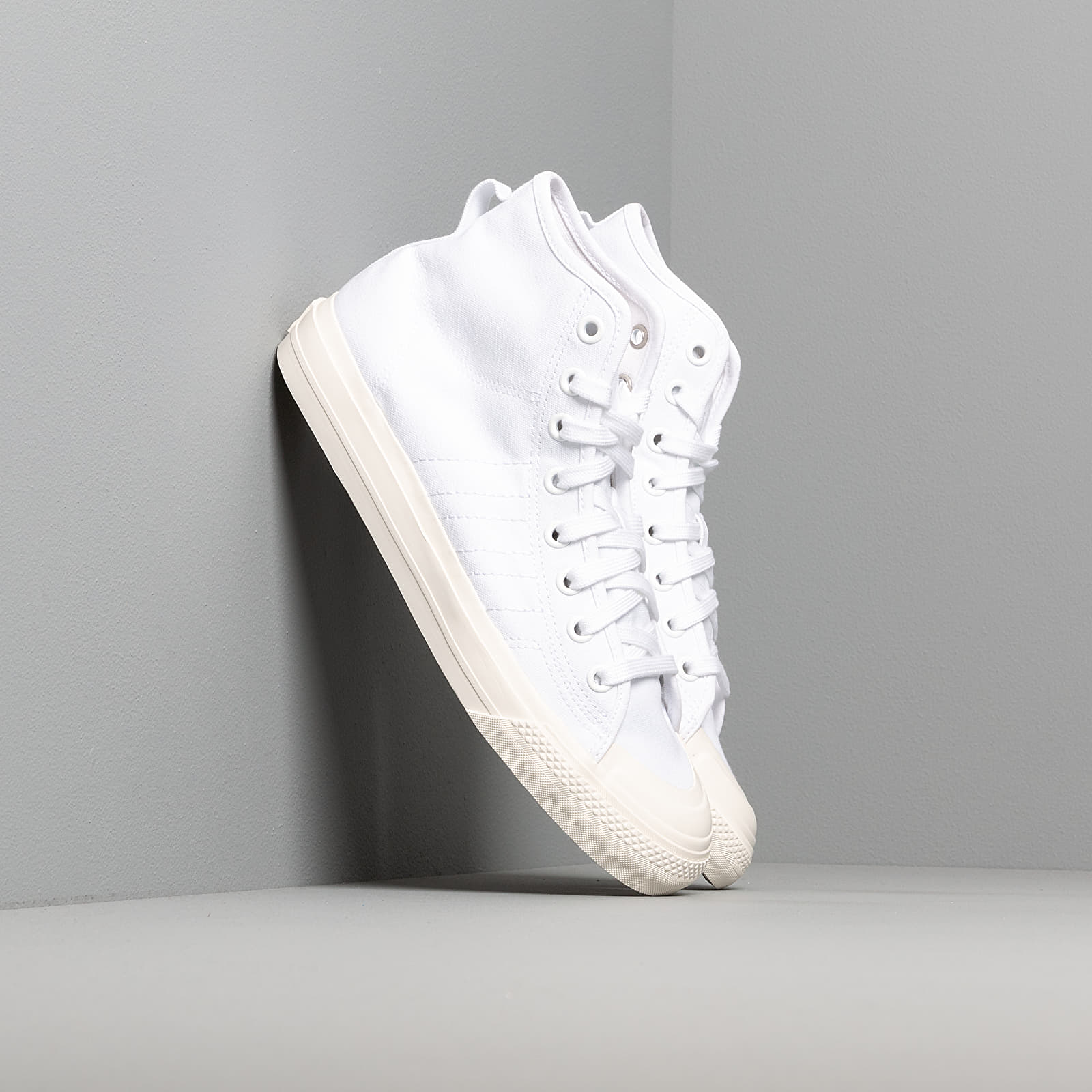Men's shoes adidas Nizza Hi Rf Ftw White/ Ftw White/ Off White